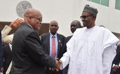 Is South Africa, Nigeria or Egypt Africa's largest economy