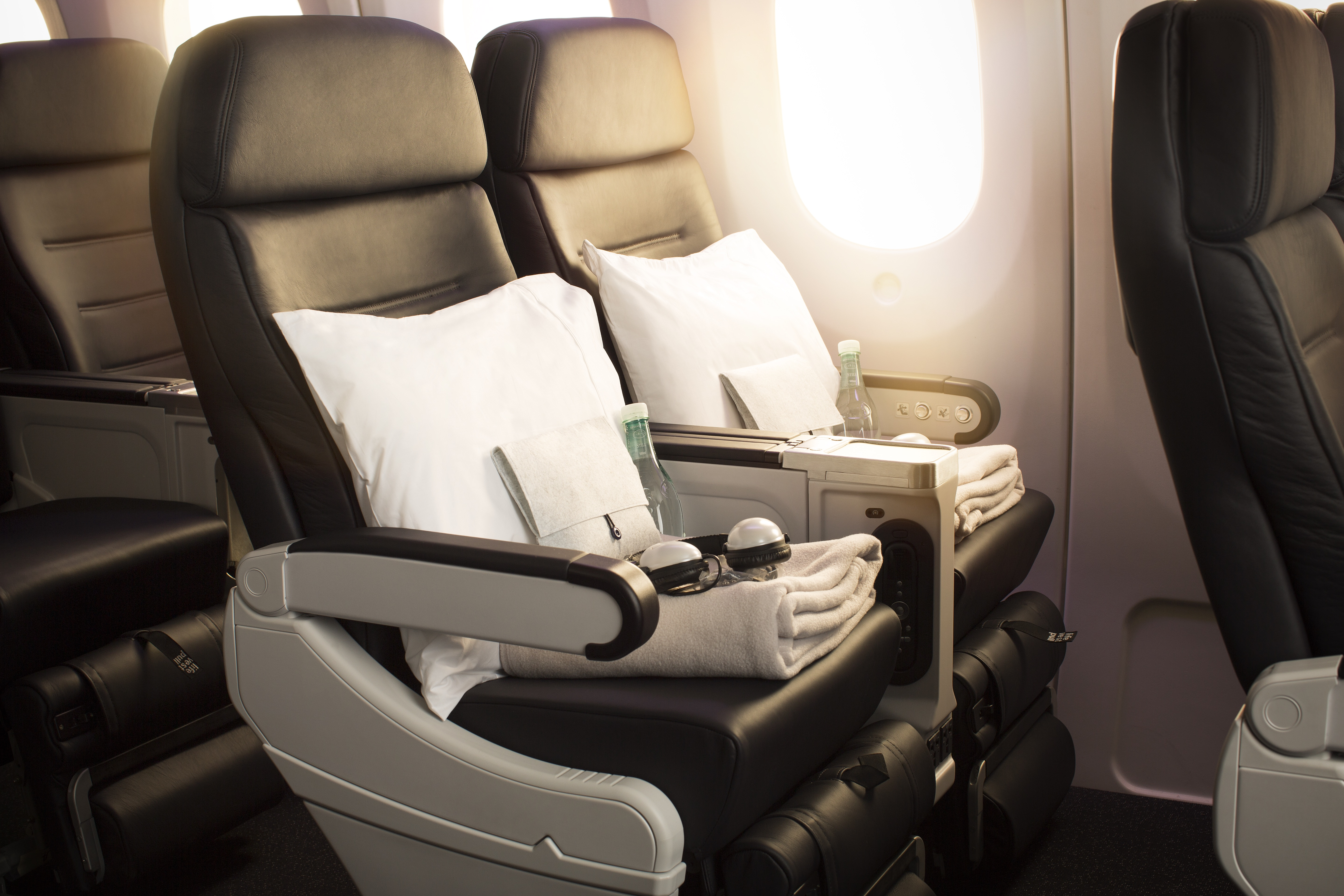 A guide to premium economy on each airline—including Virgin