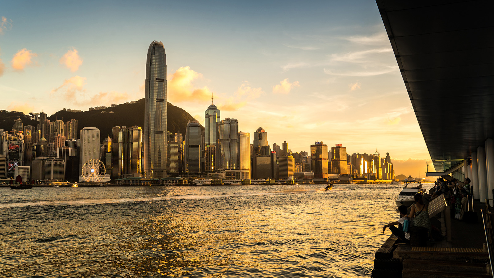 Too many investors are ignoring opportunities in international markets, like Hong Kong.