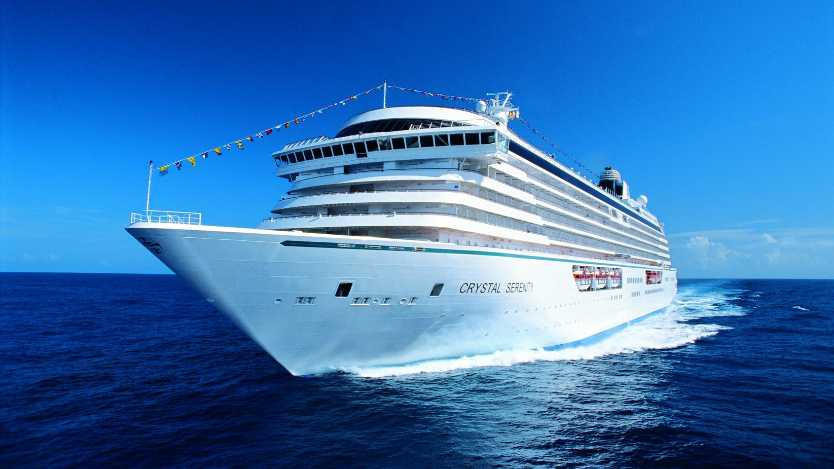Crystal Serenity cruise ship will navigate Northwest Passage in Arctic Sea