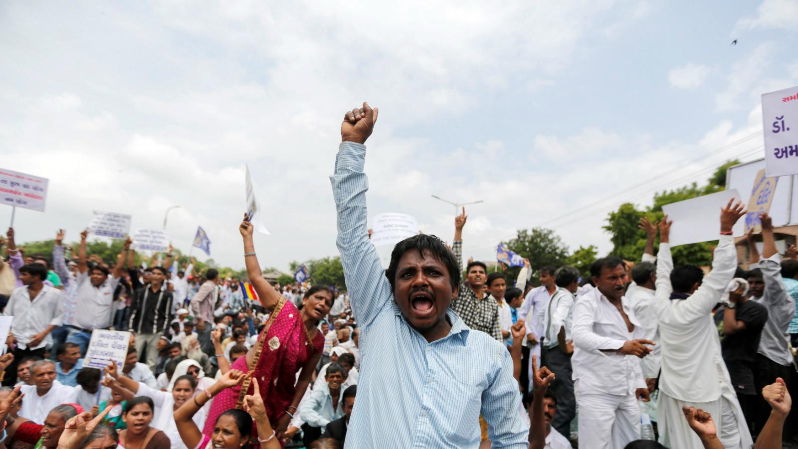Dalit-India-Gujarat