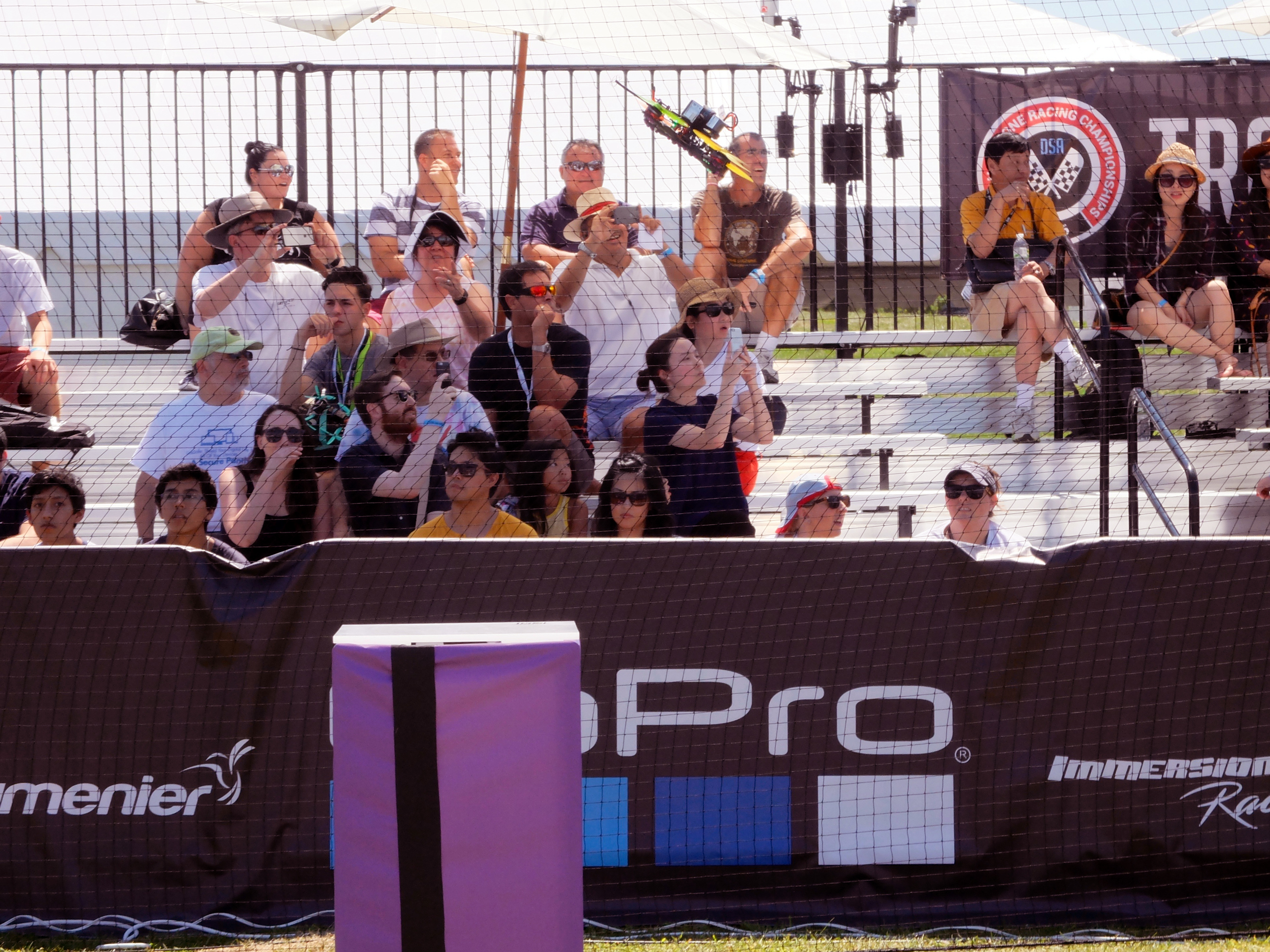 drone racing at the 2016 drone nationals