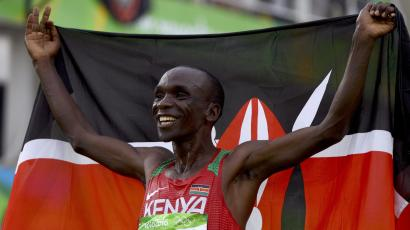 Kenya won the most medals of any African team and the most in its Olympic history.