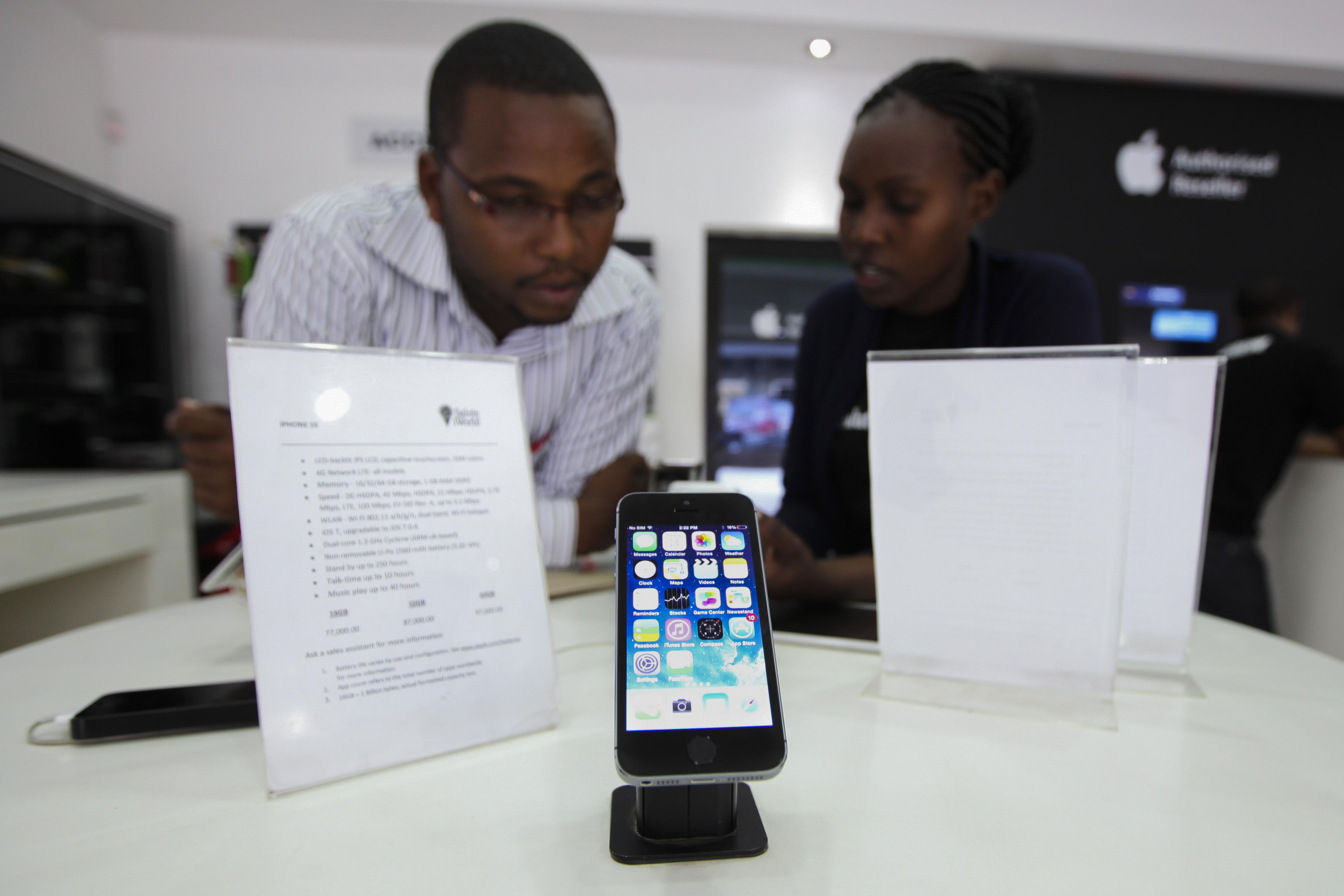 Africa telecommunications market develops