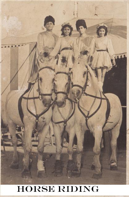 Circus-India-history