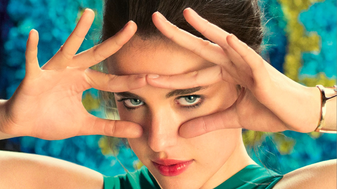 Margaret Qualley in Spike Jonze's ad for Kenzo perfume