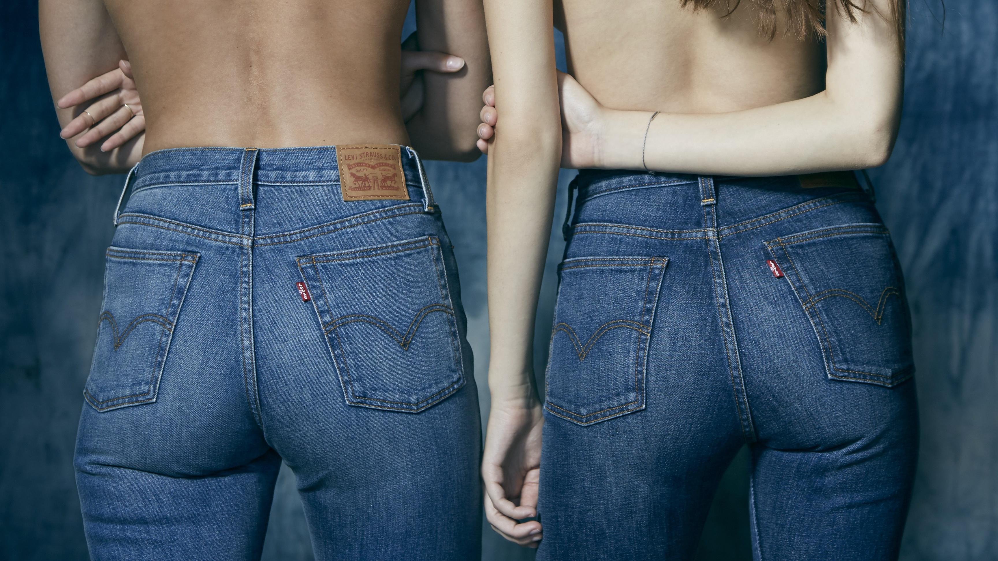 Levi's Wedgie Jean