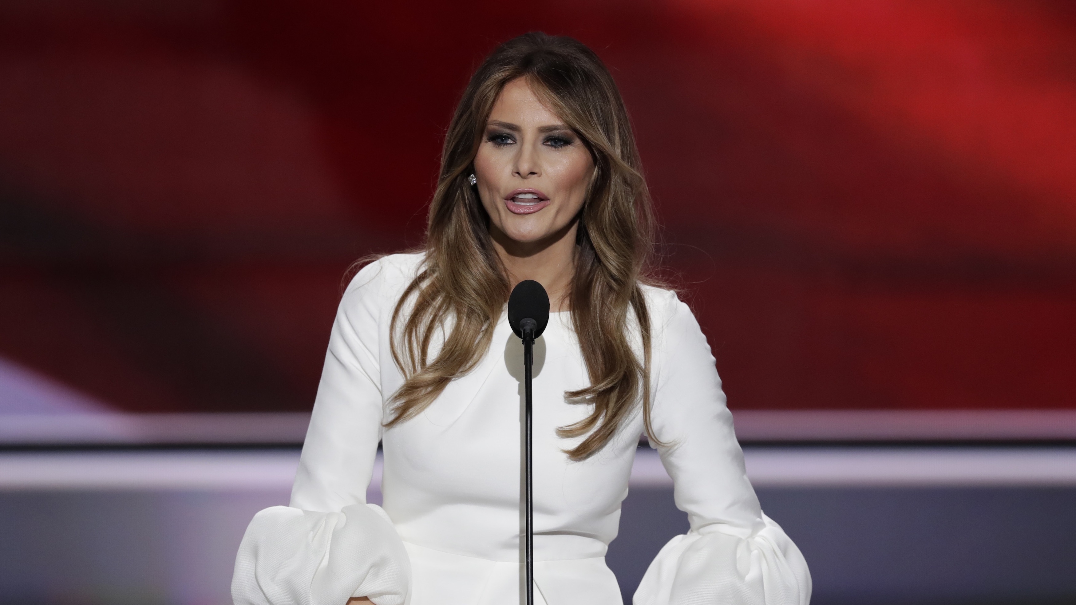 Nude Photos Of Melania Trump Suggest That She May Have Been
