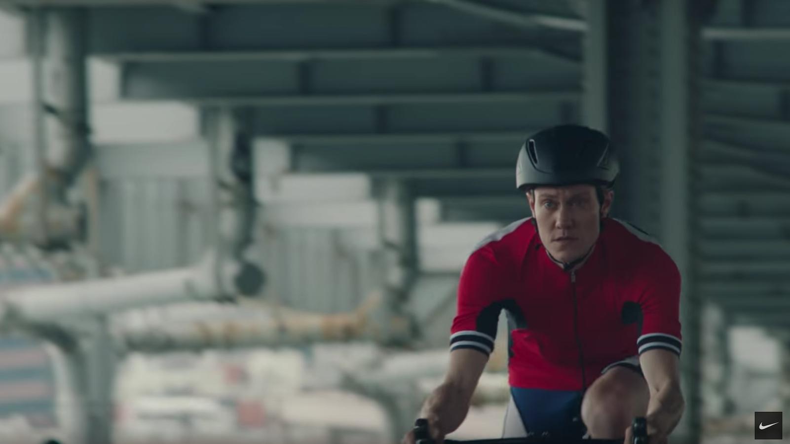 Nike ad starring transgender athlete Chris Mosier