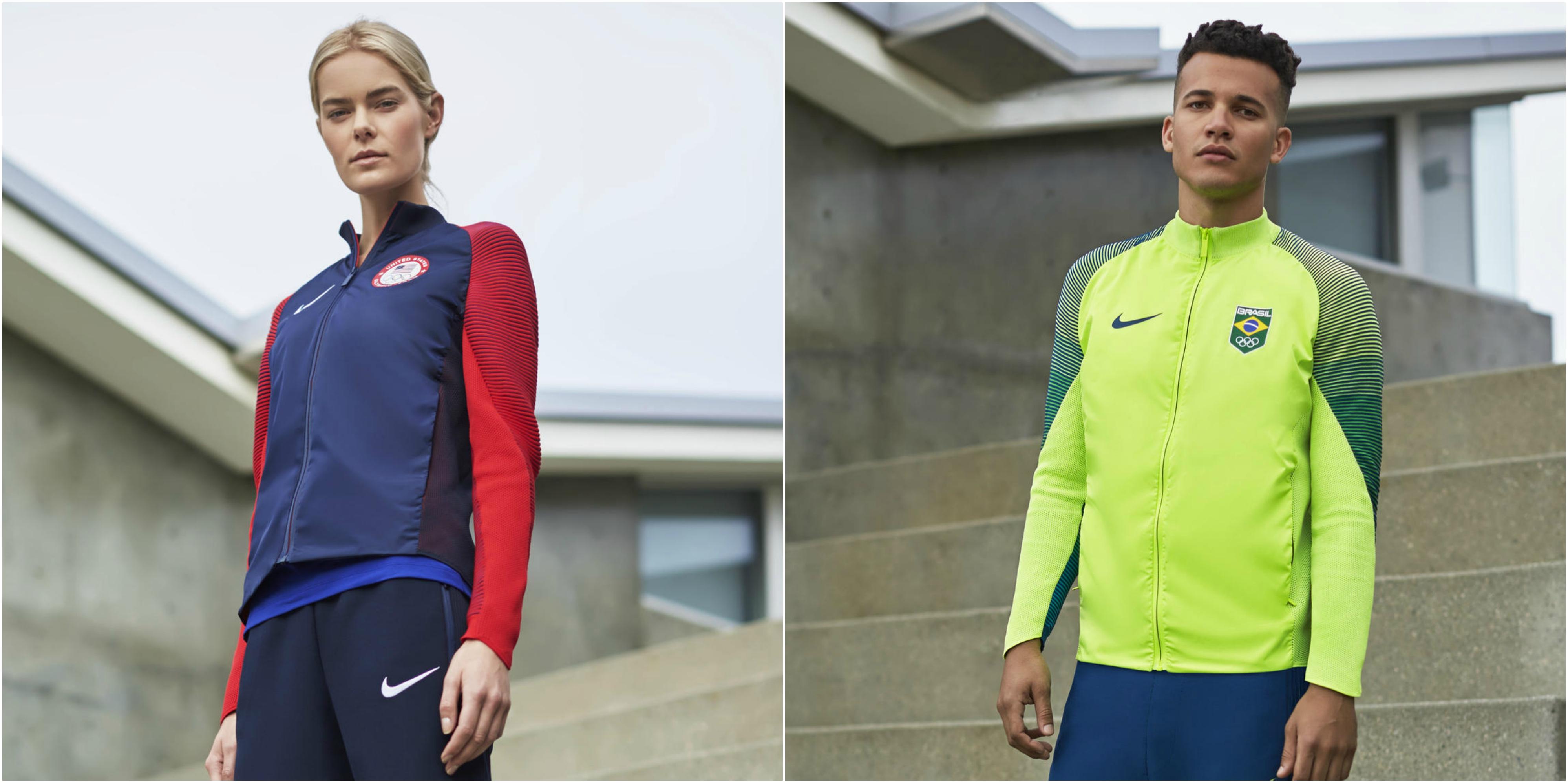 NikeLab Dynamic Reveal Team Jacket and Pants