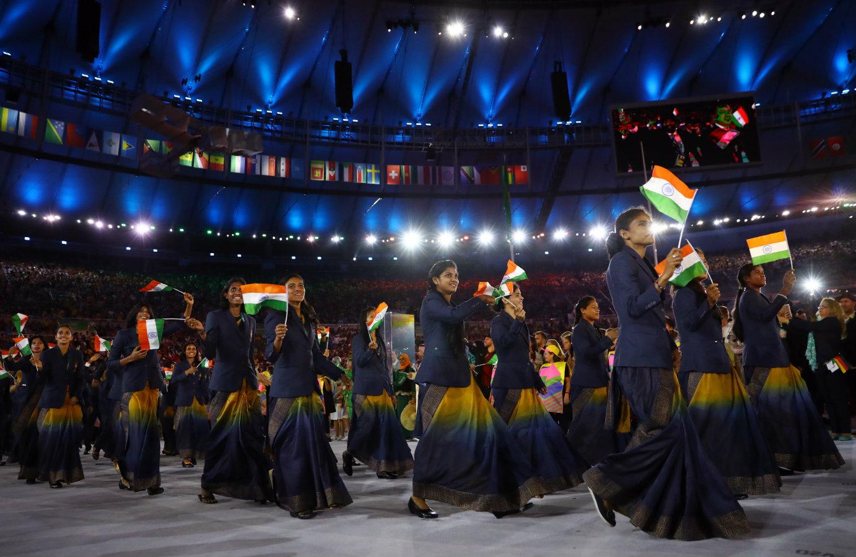 India-Olympics-Women-Rio