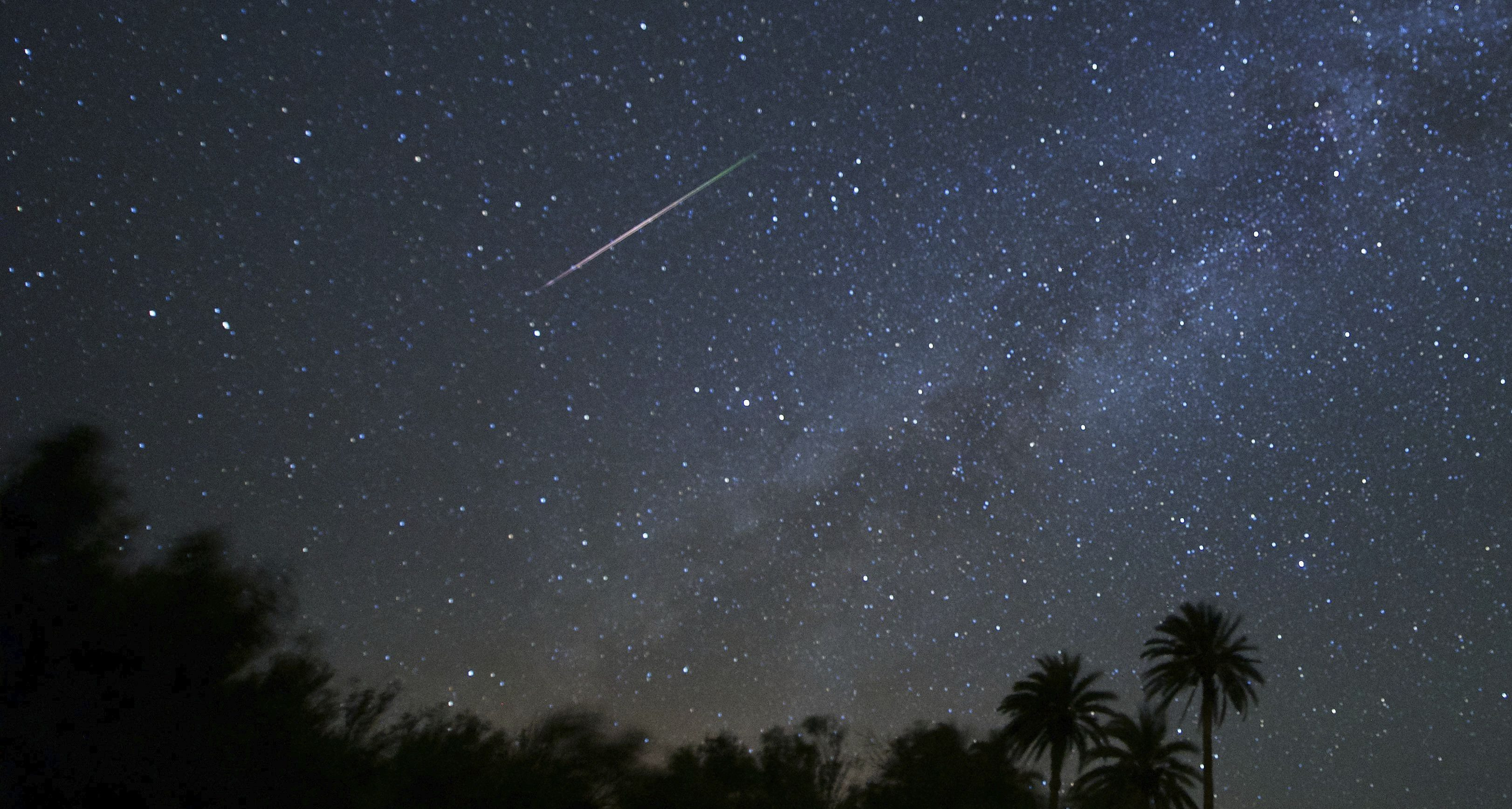 The Next Two Days Are Best Time To Watch Leonid Meteor Shower
