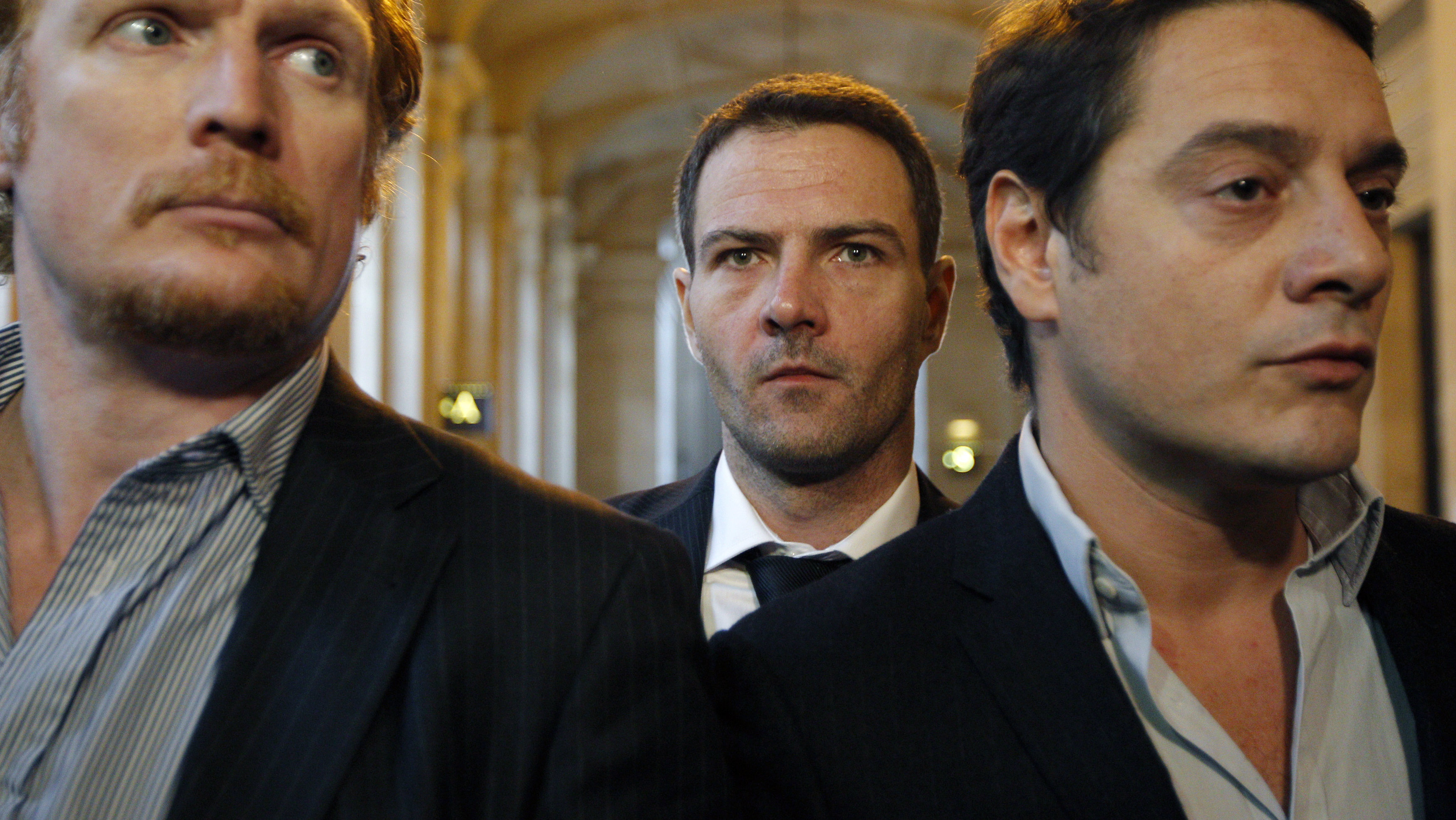 Société Générale trader Jérôme Kerviel was convicted for trading fraud.