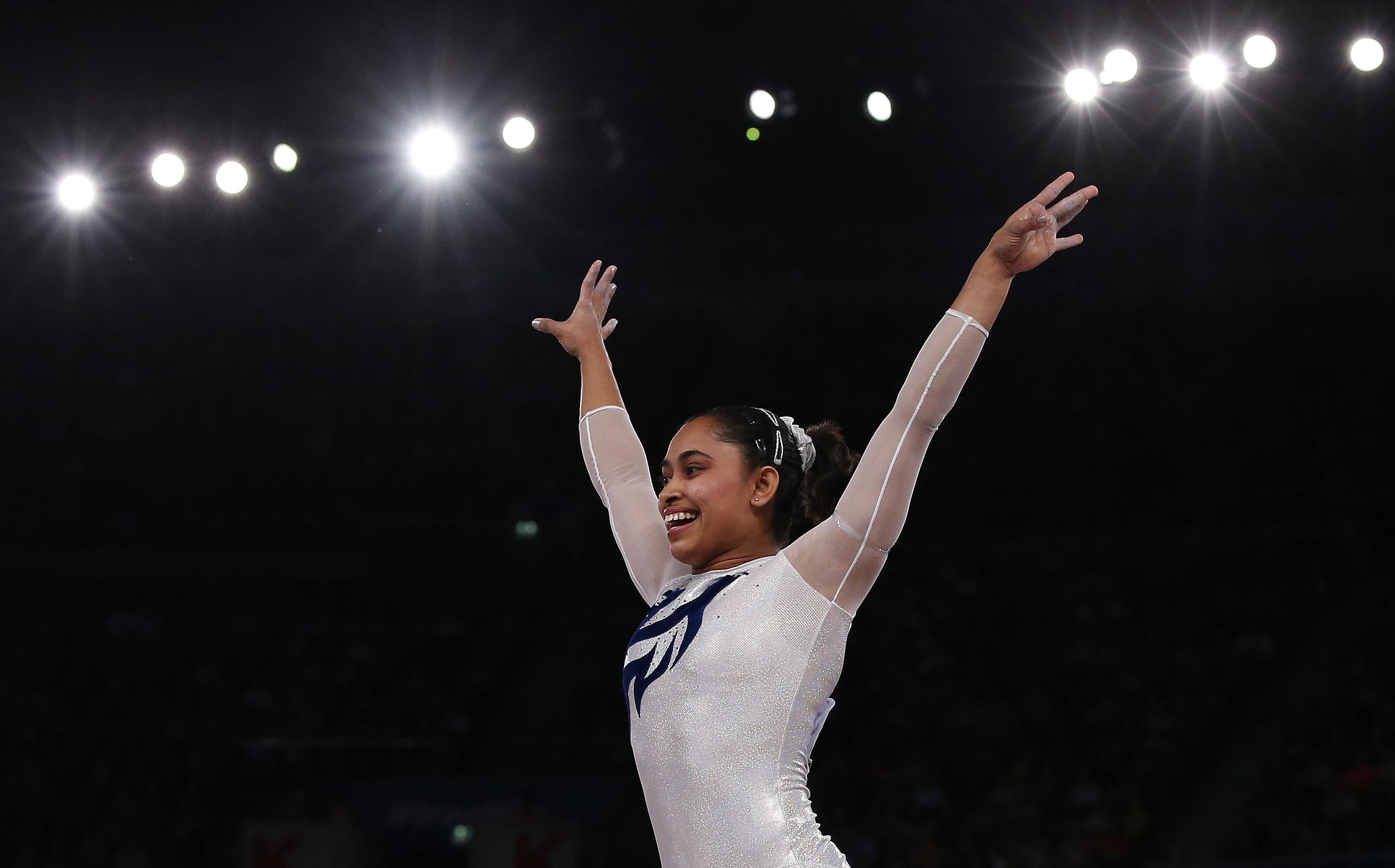 Dipa Karmakar-Olympics-India