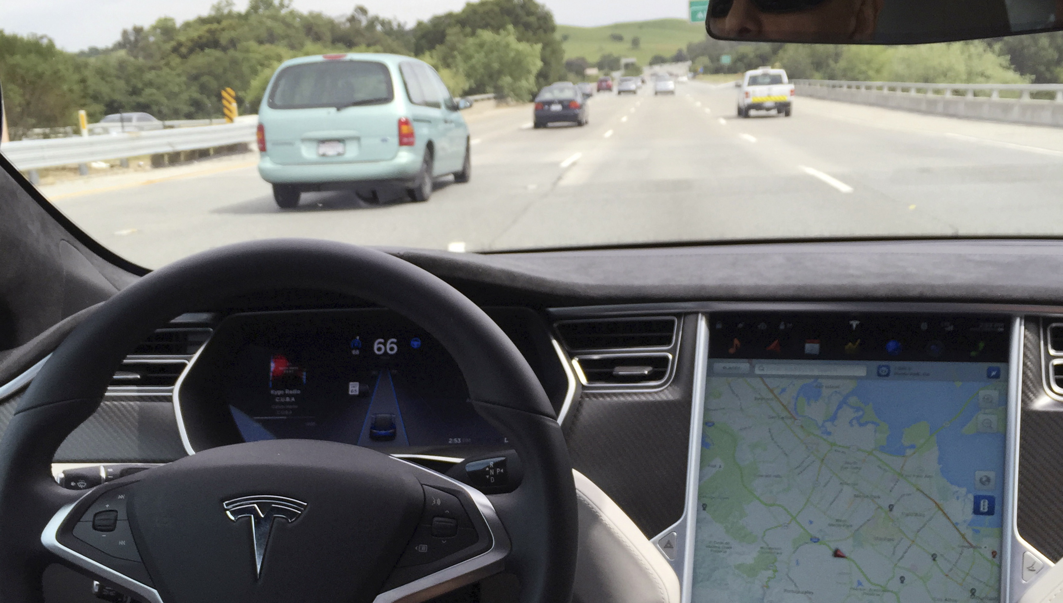 Tesla Autopilot Crash Self Driving Cars Are Watching Us And Recording Our Data Whether Or Not We Re The Road Quartz