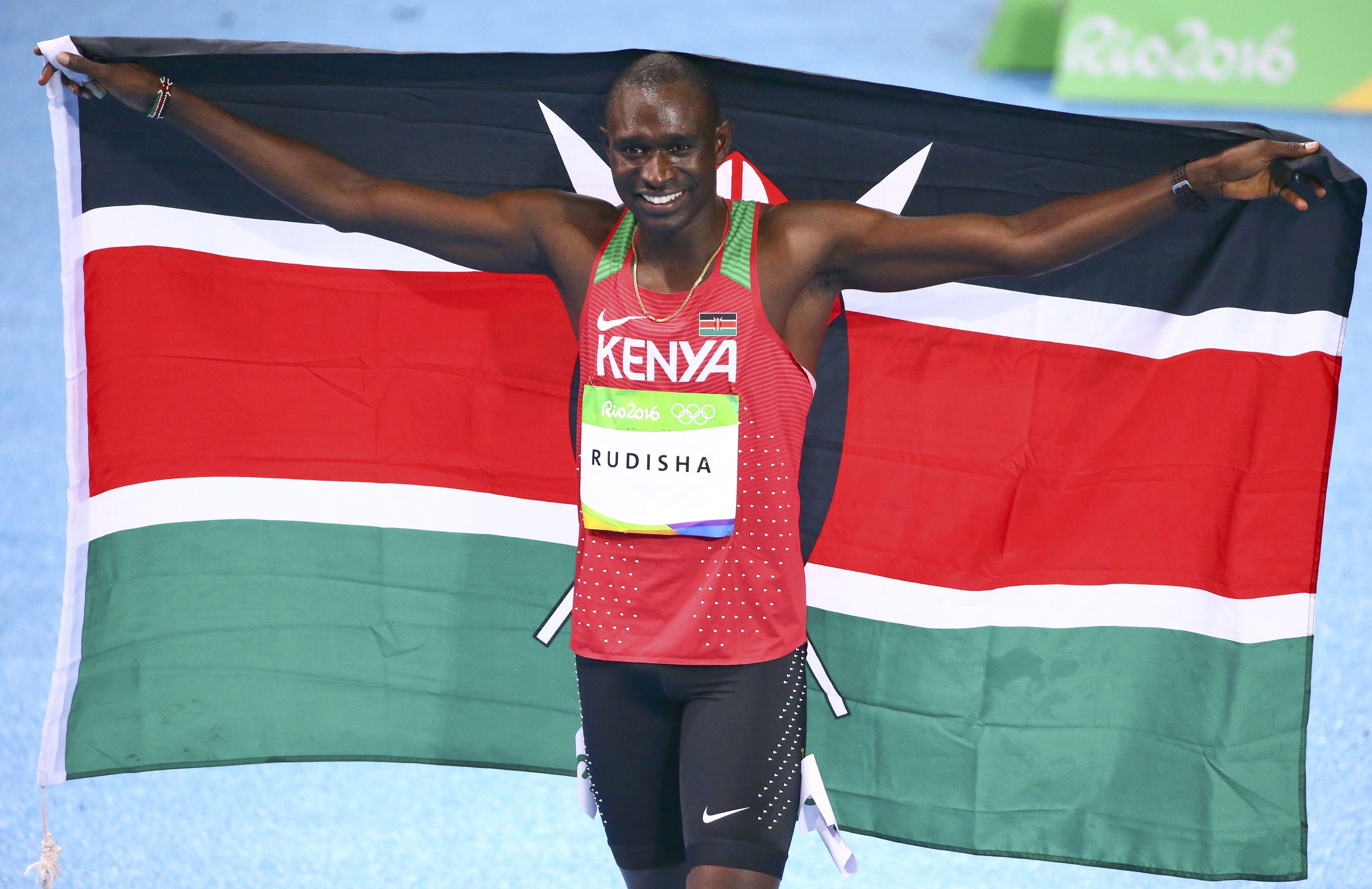 Kenya was ranked 15 globally and won 13 medals at the 2016 Rio Olympic Games.