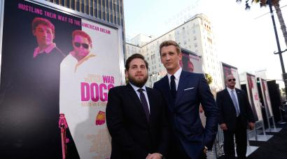 Jonah Hill Miles Teller War Dogs
