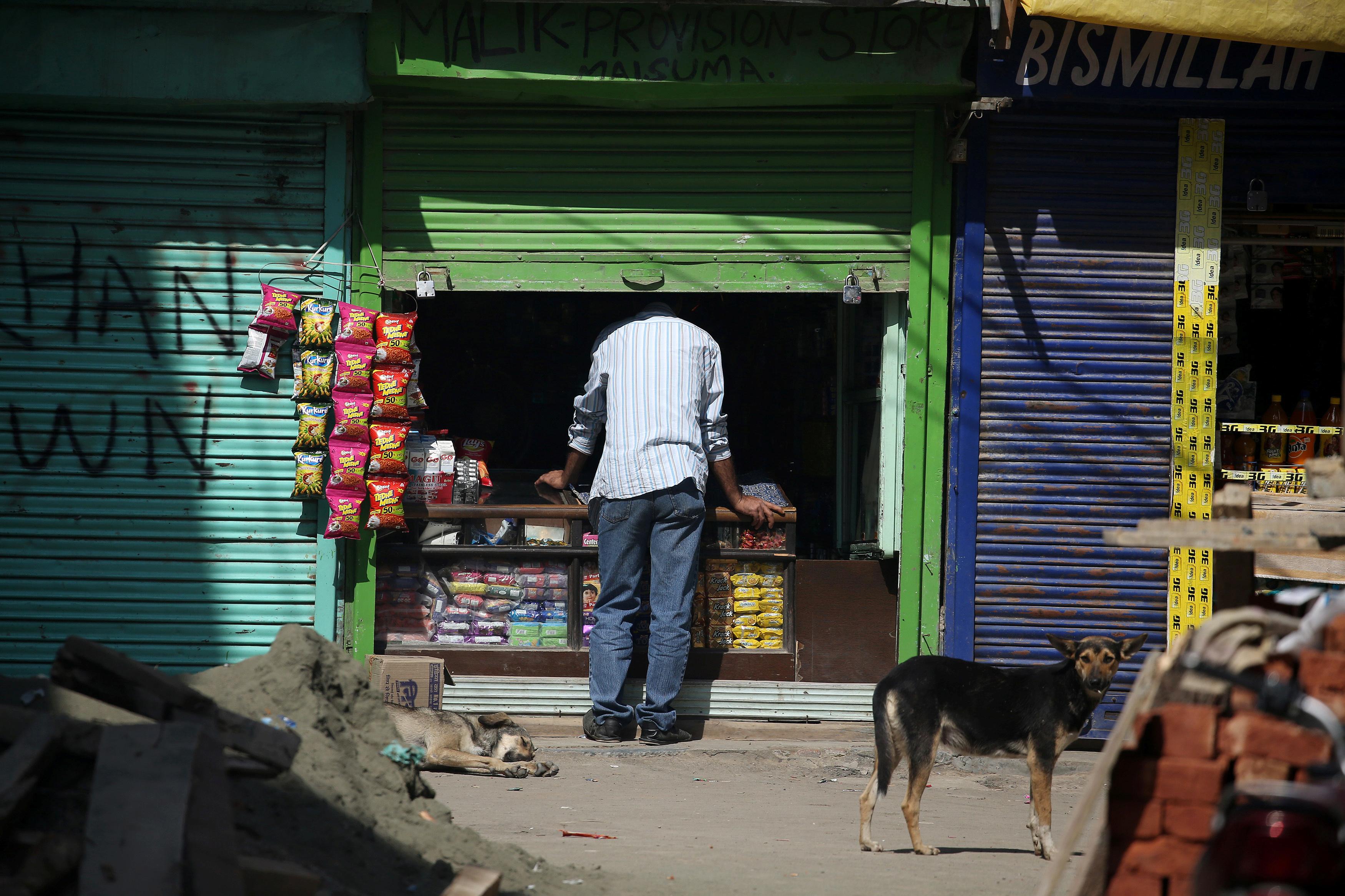 India-Kashmir