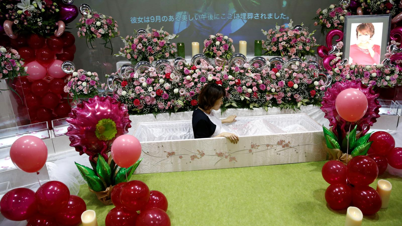 Funeral Homes And The Death Industry Are Undergoing Radical Shifts