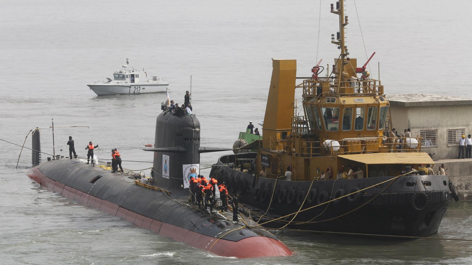 India-Submarines-Scorpene-DCNS-Mazagon Dock-Indian Navy