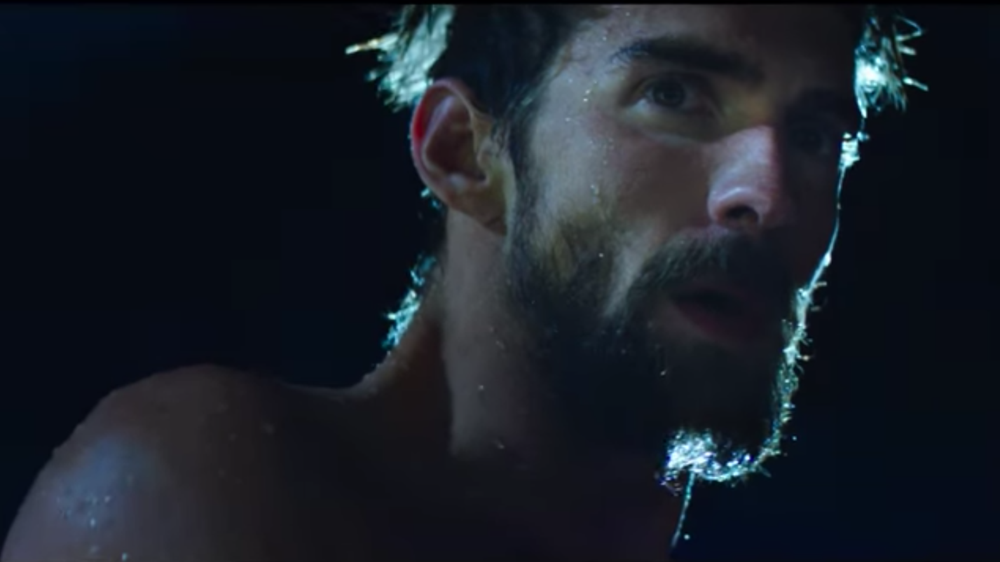 Under Armour's Michael Phelps ad