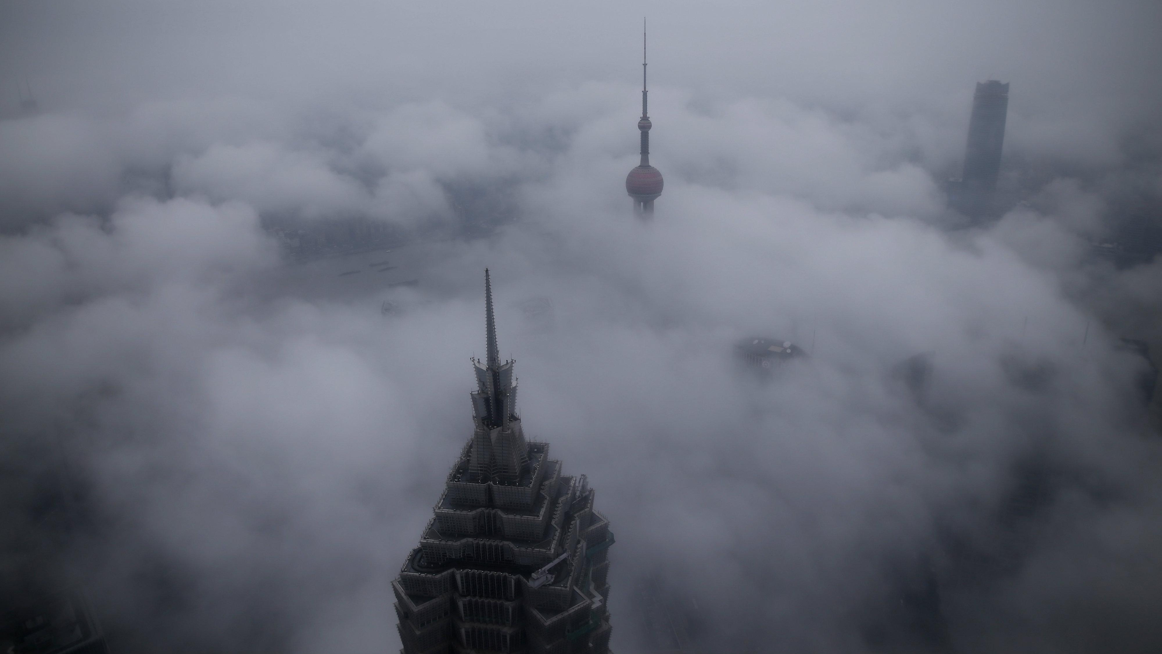 「shanghai pollution」的圖片搜尋結果
