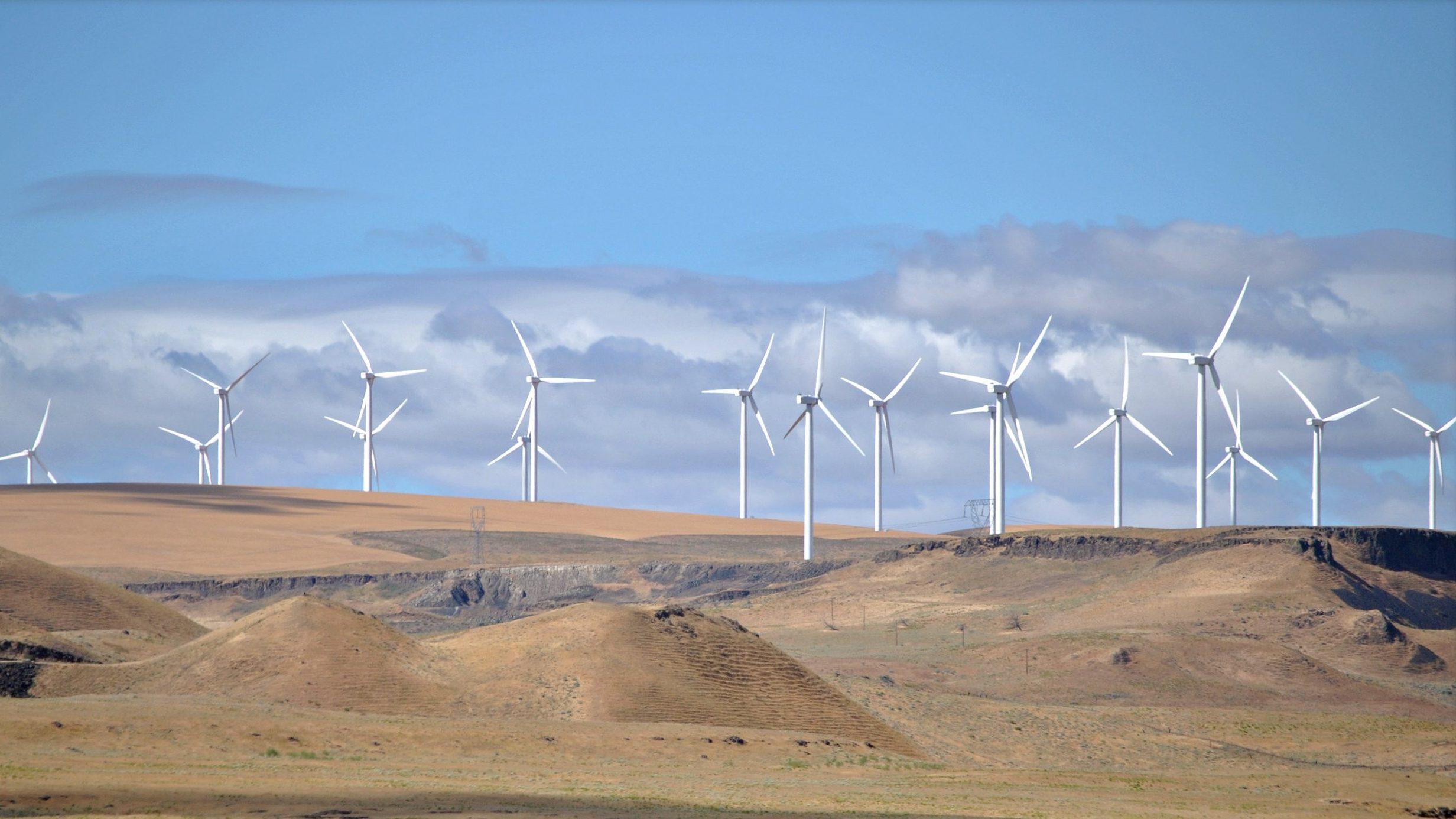 Oregon Wind Farm