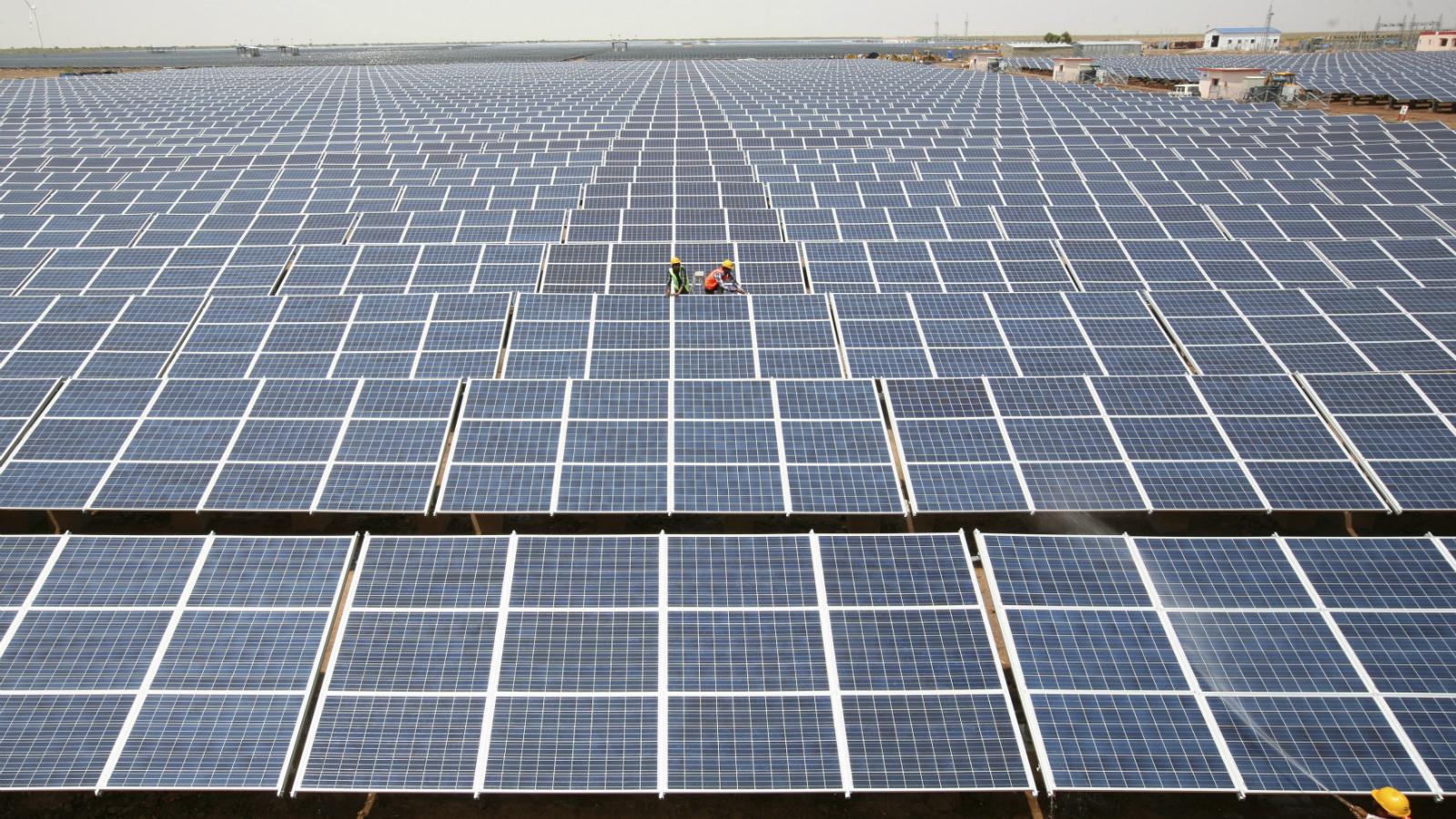 Solar-India-Narendra Modi