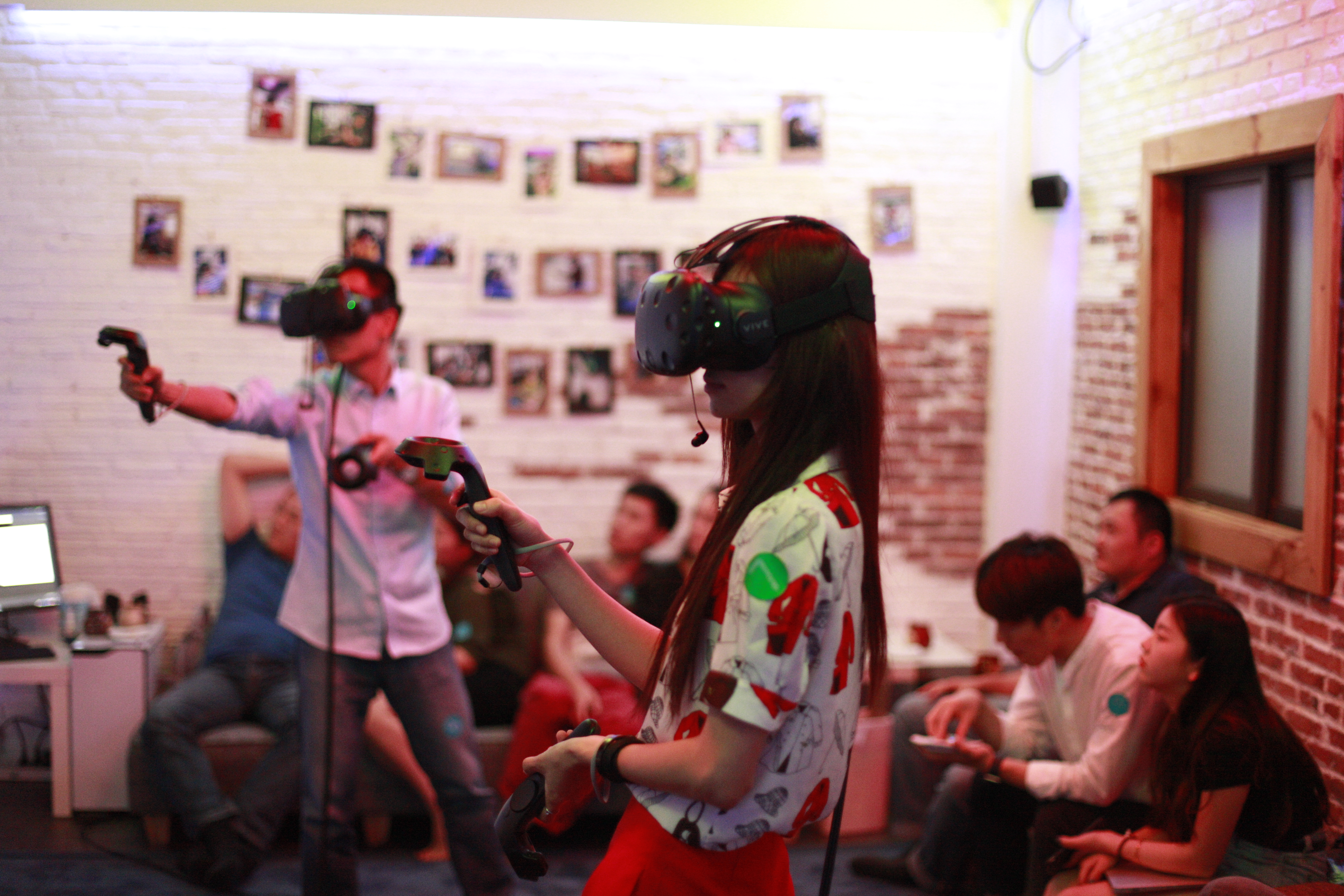 vr lounge china shenzhen