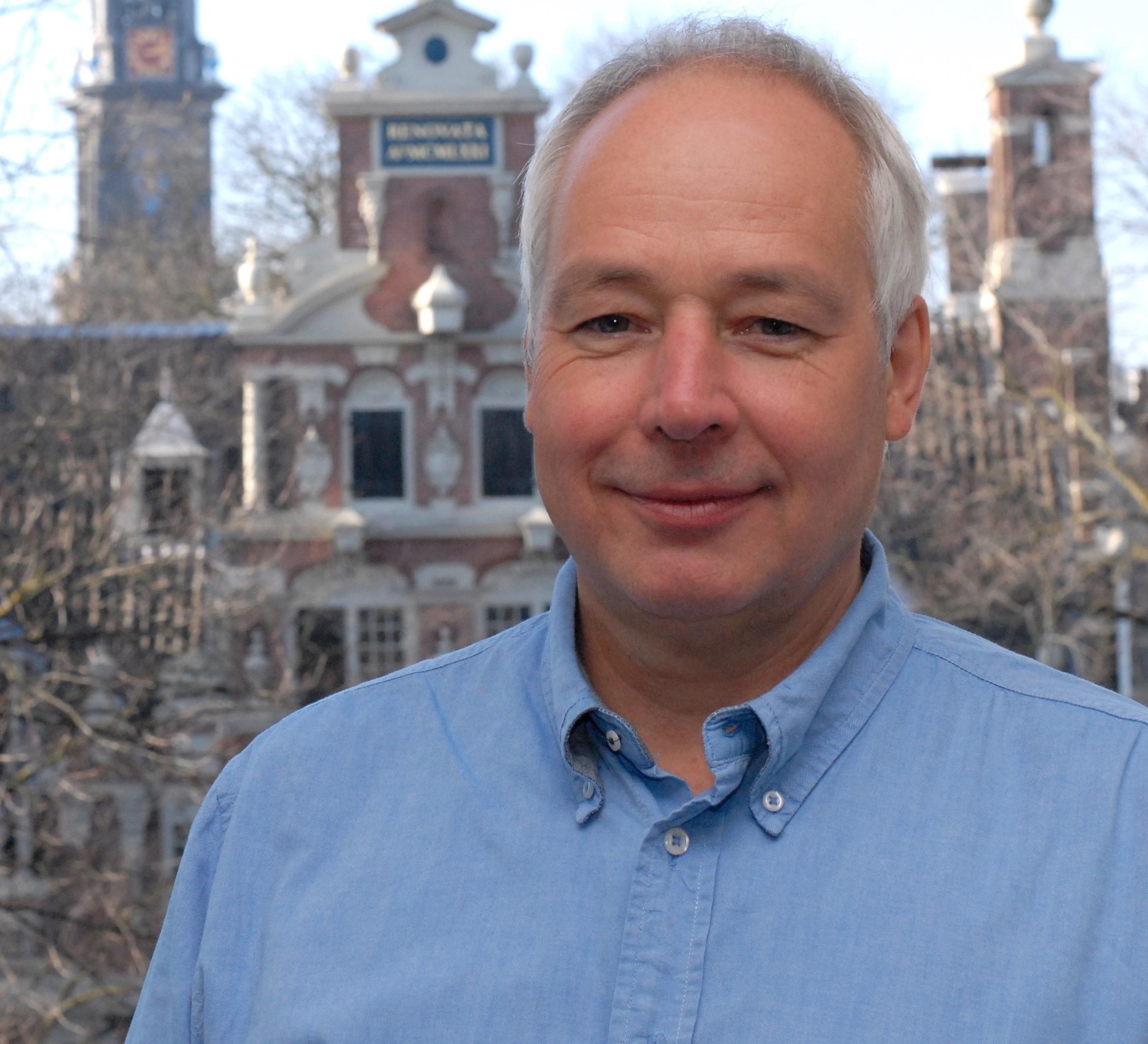 Wim van der Beek, managing partner, Goodwell Investments