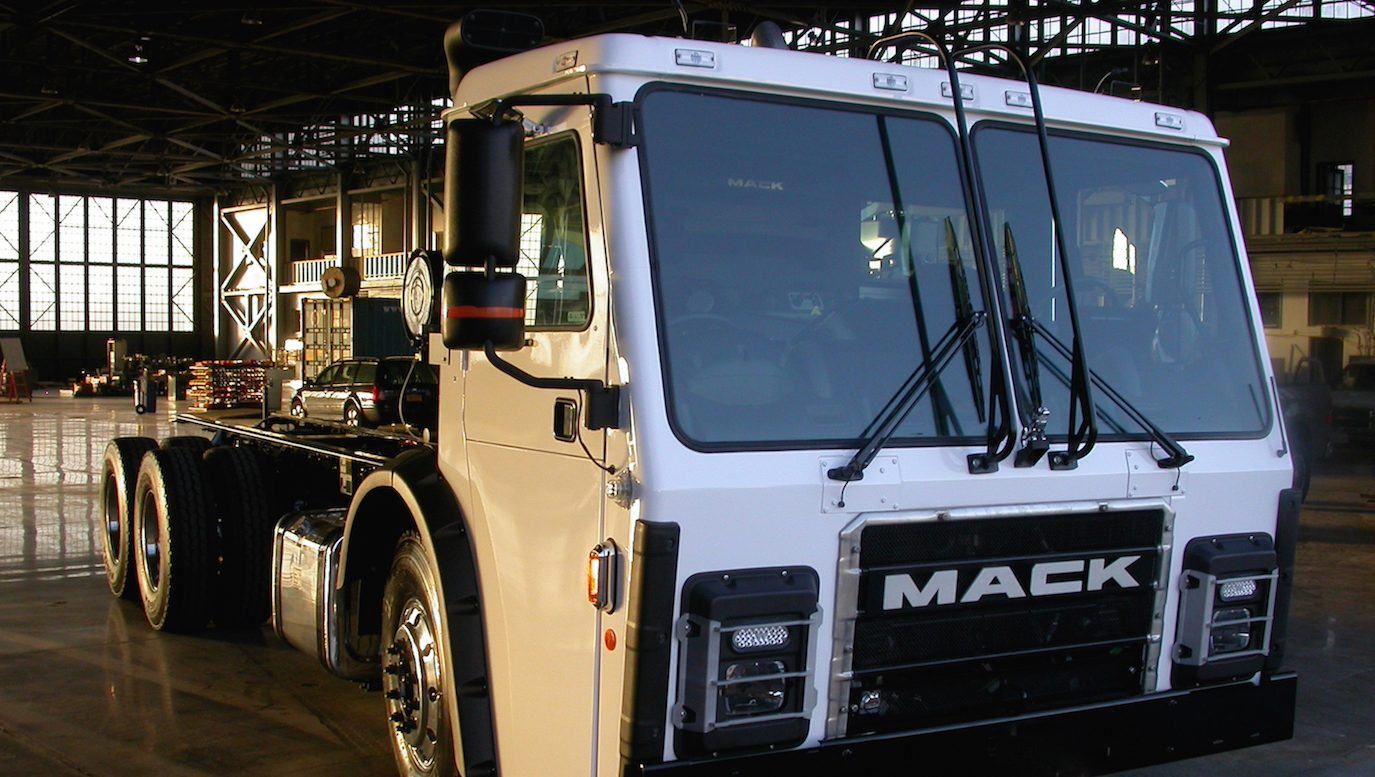 Lng Truck Mack Le Wiring Diagram Schematics Autocar Diagrams The Economics Of Electric Garbage Trucks Are Awesome And May Even Be
