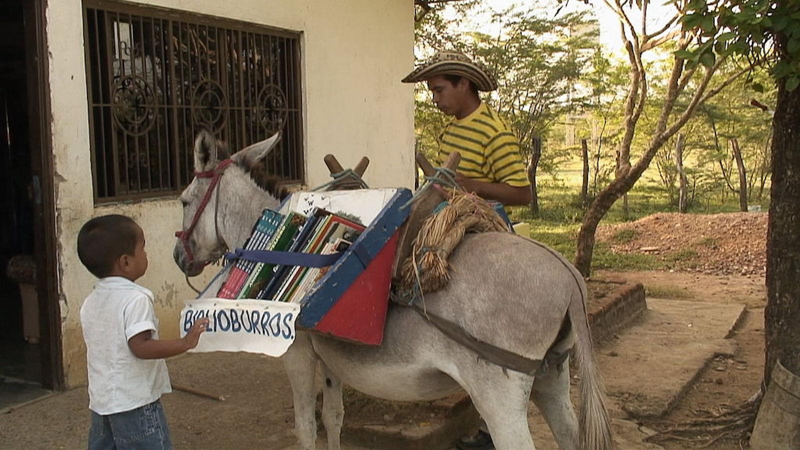 Najčudnije knjižnice na svijetu - Page 2 1024px-biblioburro
