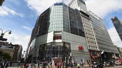H&M at Herald Square in New York