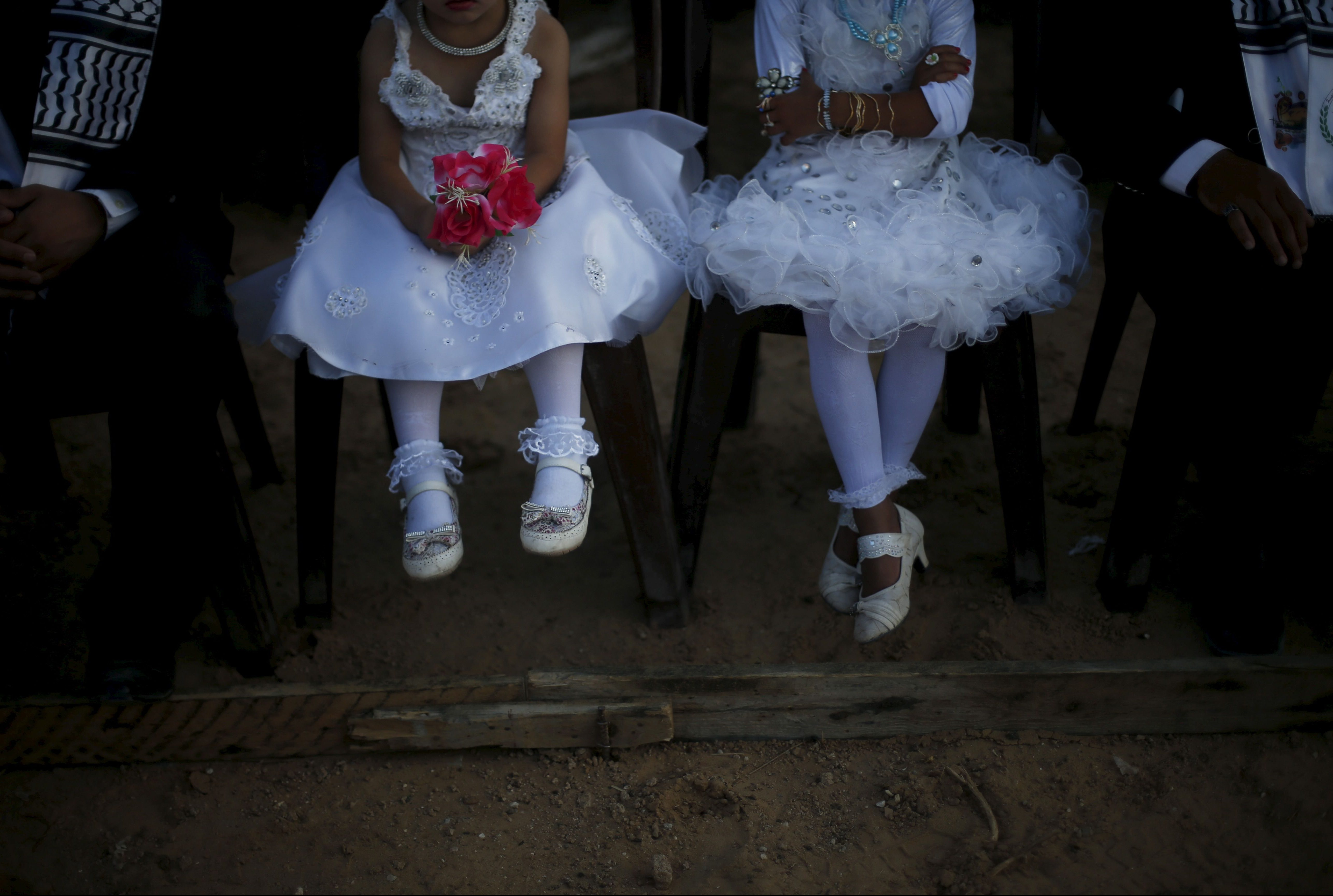 Child marriage is allowed in more than 100 countries—including the