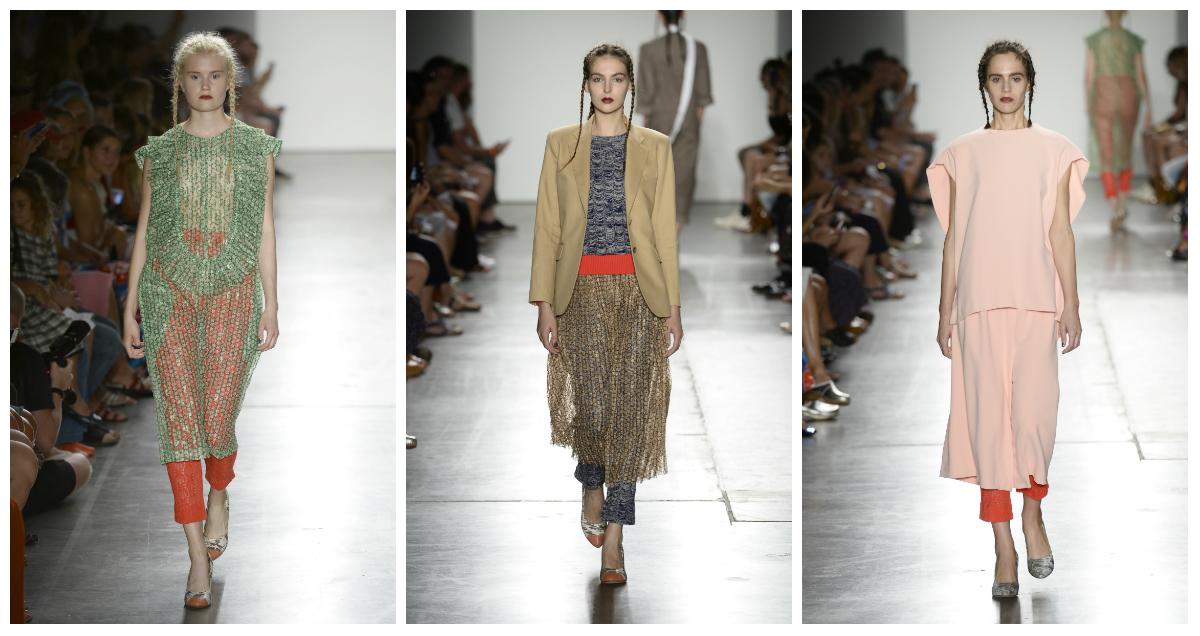 fashion week, a detacher