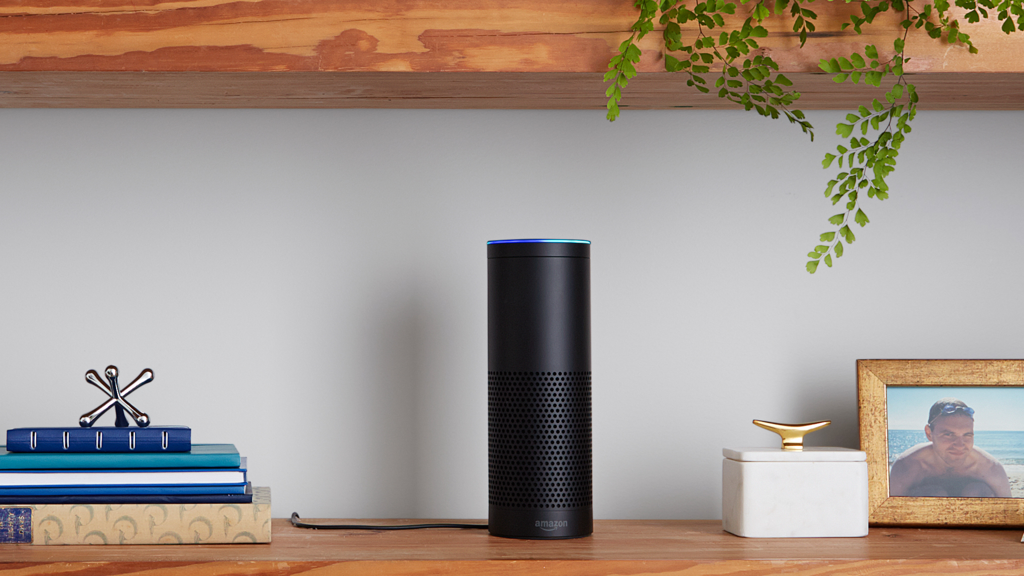The Alexa In The Amazon Echo Released In The Uk Has A
