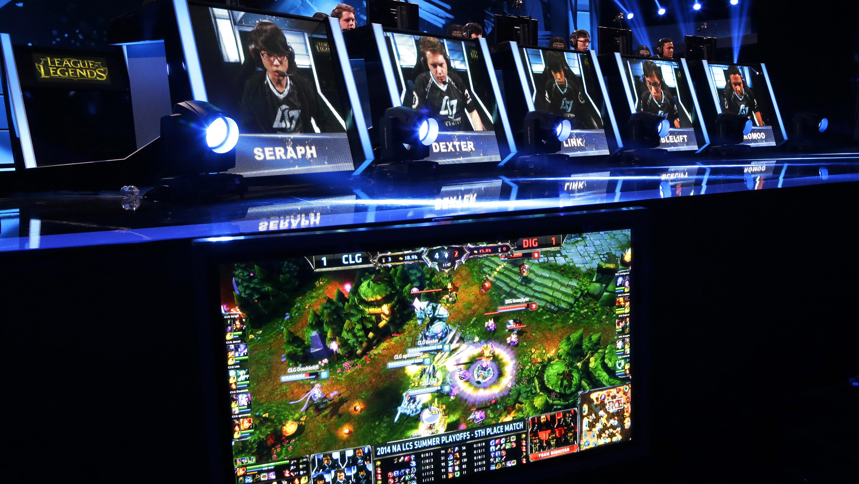 Riot Games built their own internet backbone so that League of