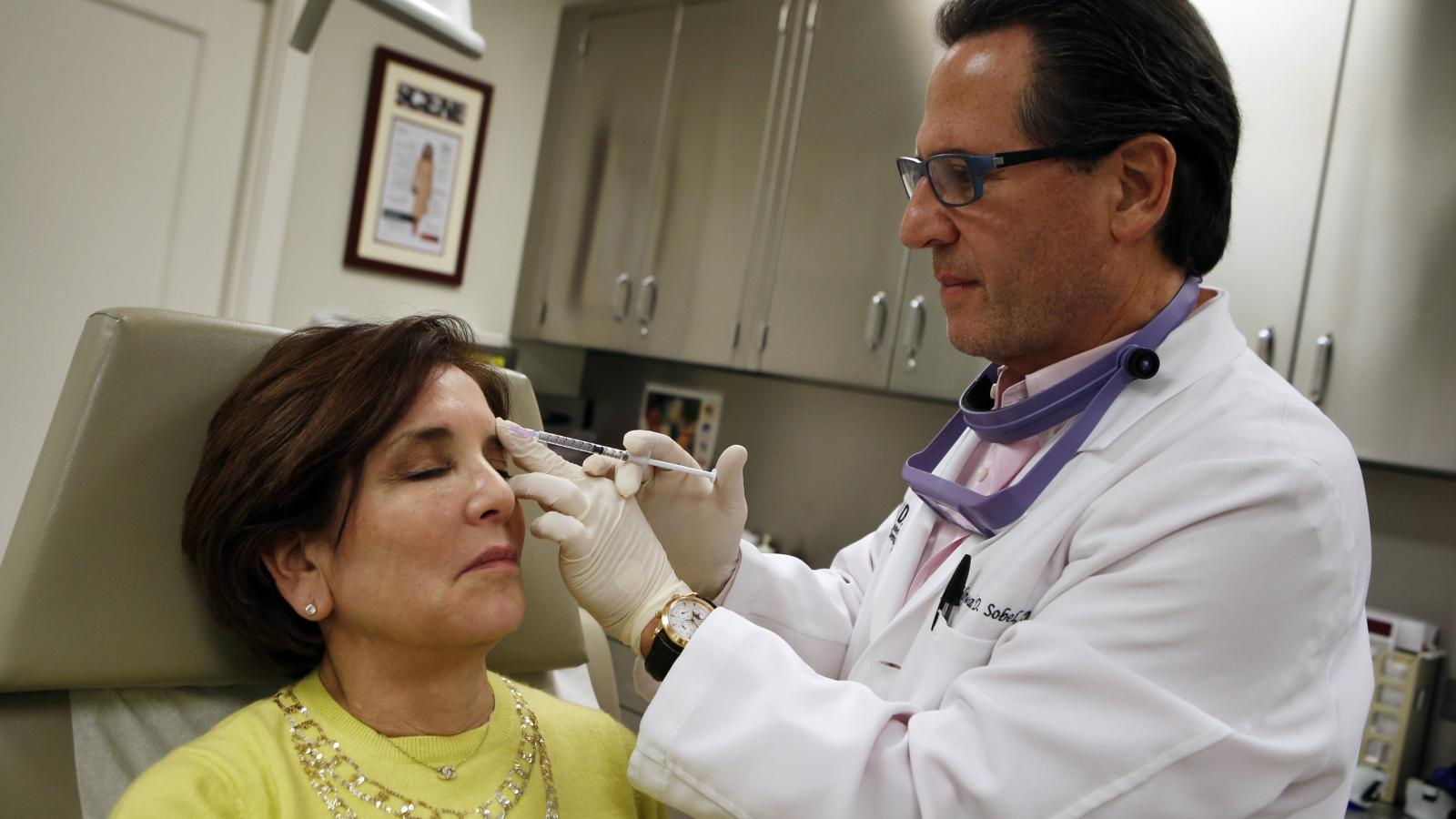 Allergan (AGN), the drugmaker behind Botox, is betting that