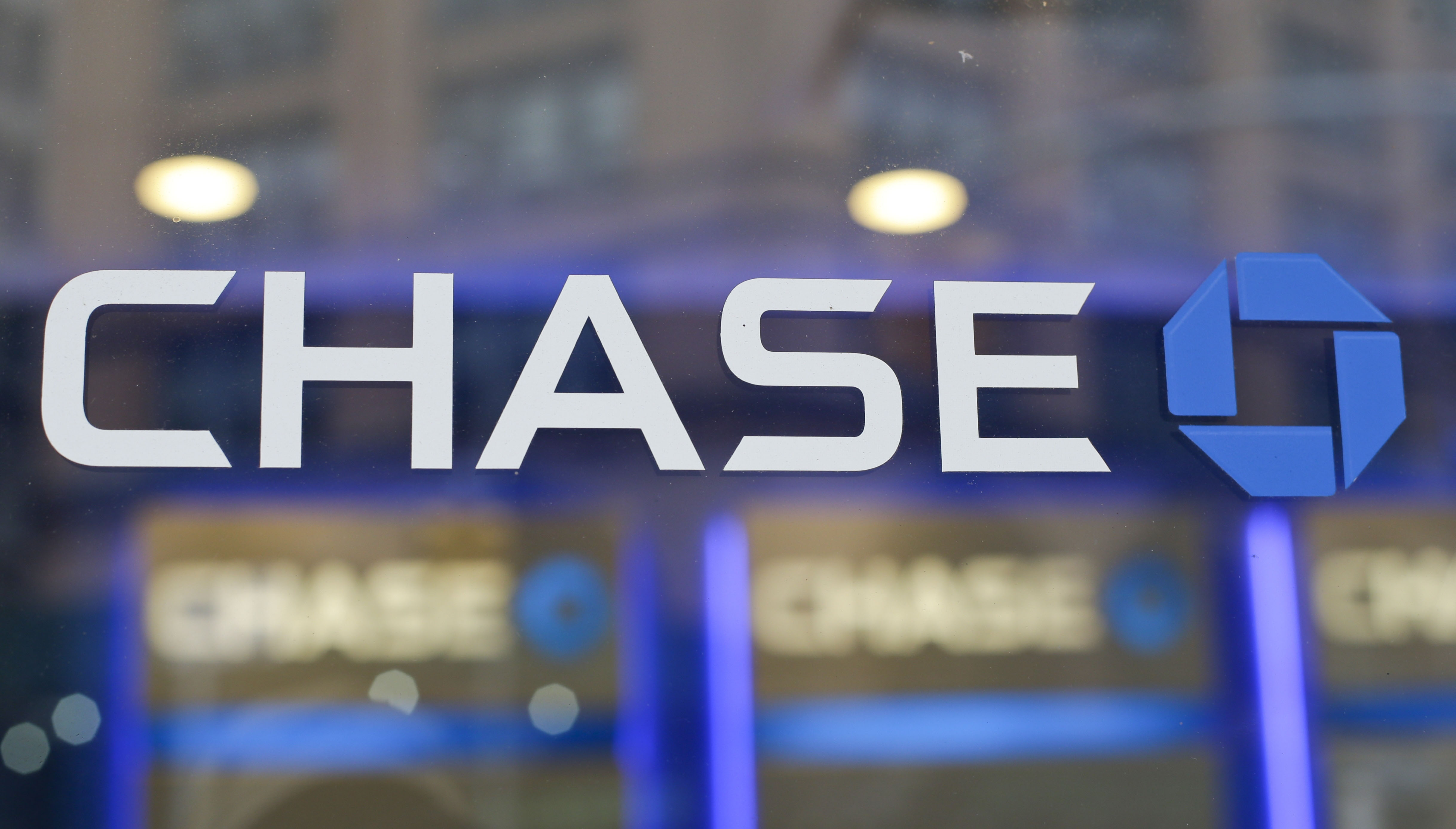 13 2017 File Photo Shows The Chase Bank