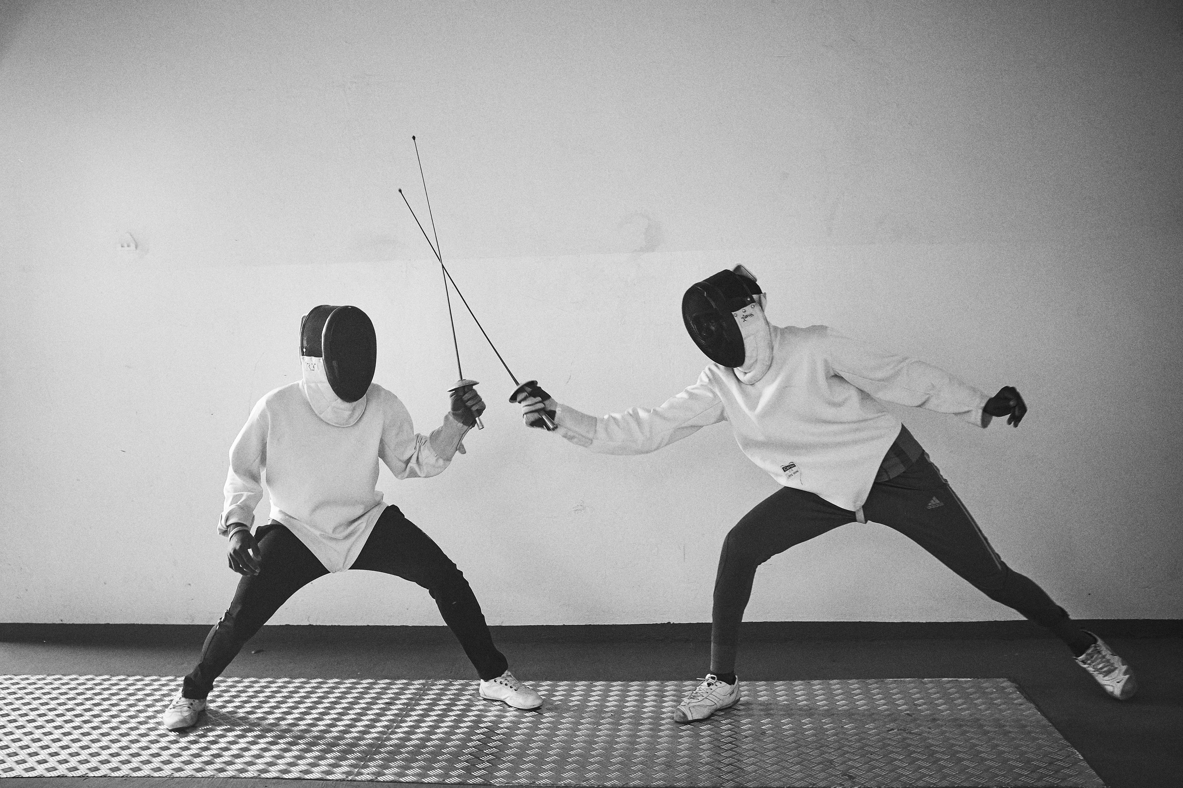 Fencing as restorative justice