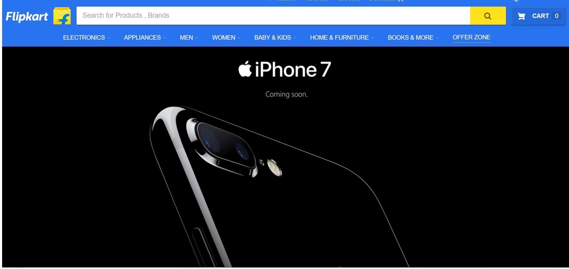 Flipkart-Apple-iPhone