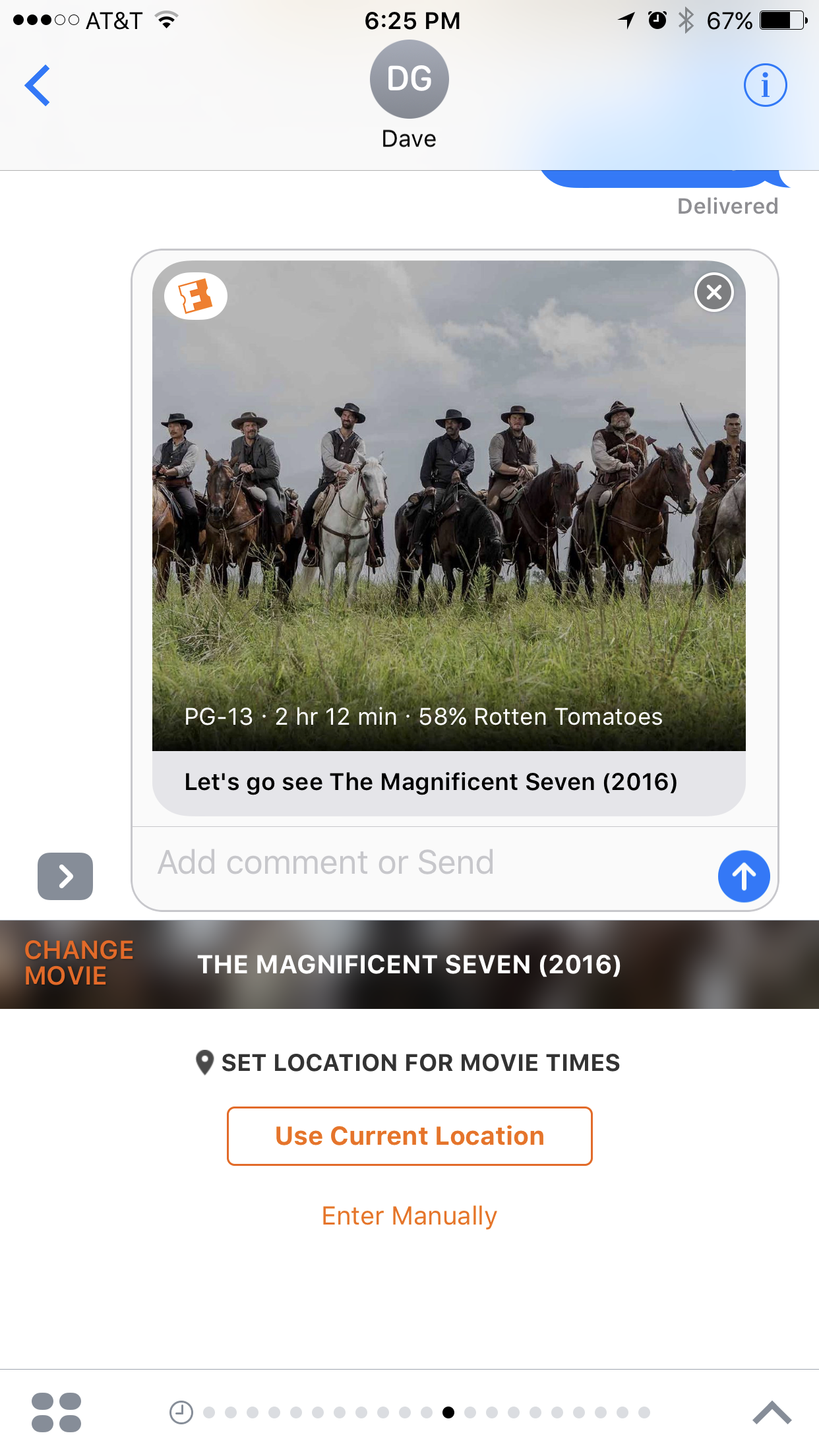 iOS 10 Messages