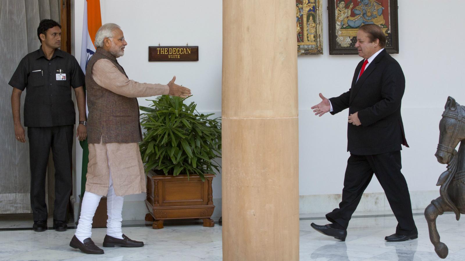 Modi-Nawaz Shariff-Sushma Swaraj-India-Pakistan-Uri-Army