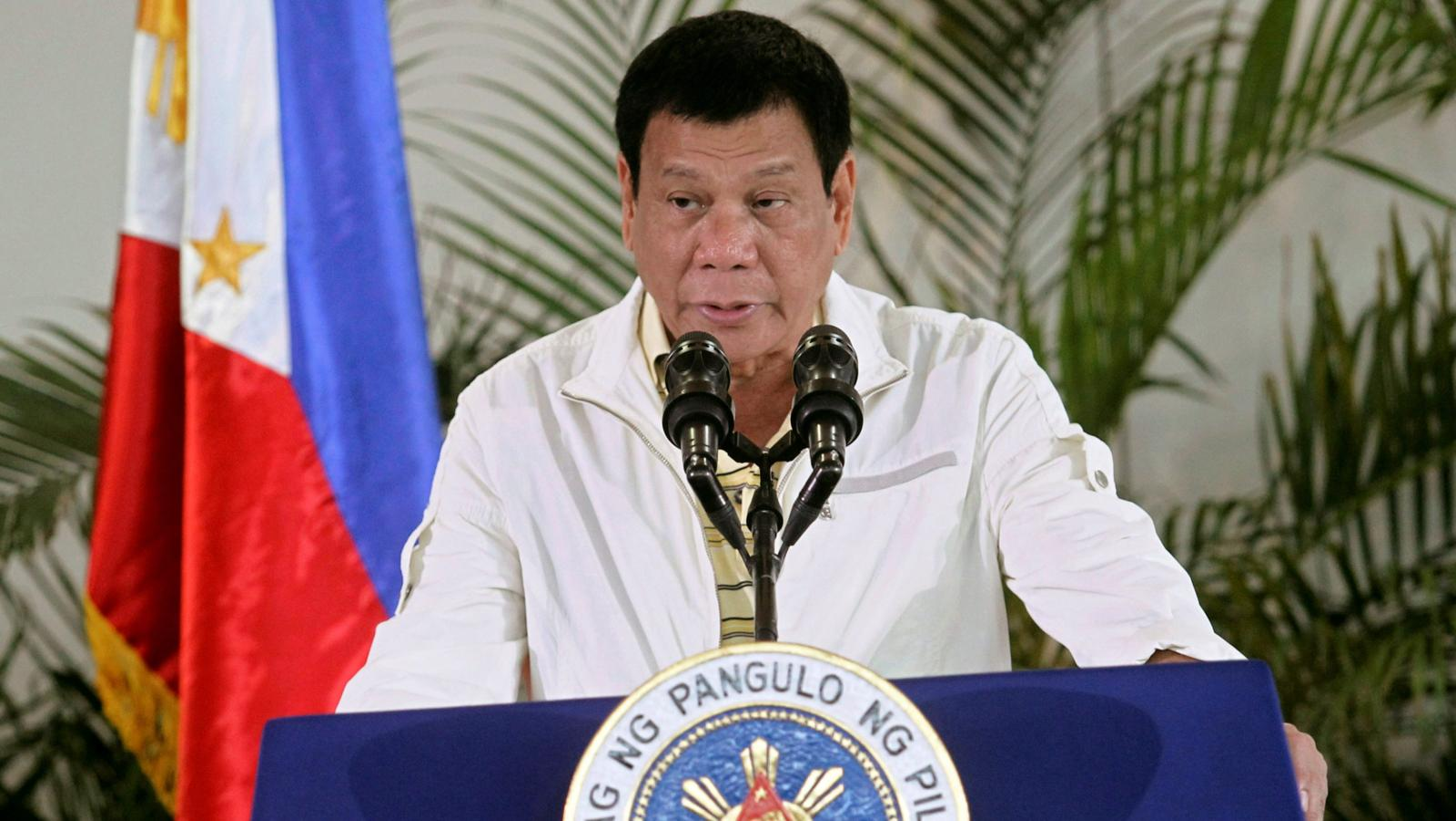 Philippines president Rodrigo Duterte picked the wrong week to call ...