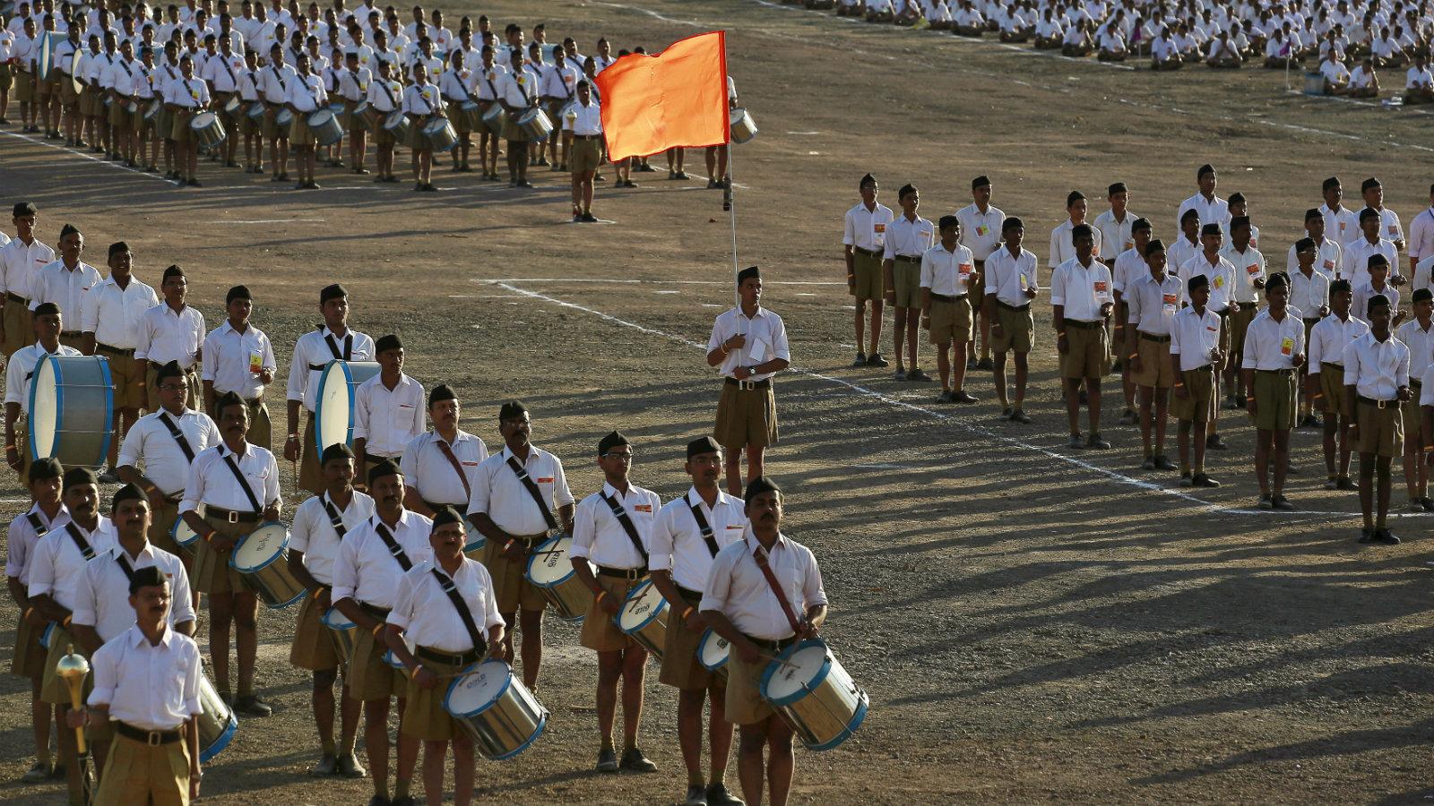 India-Politics-RSS