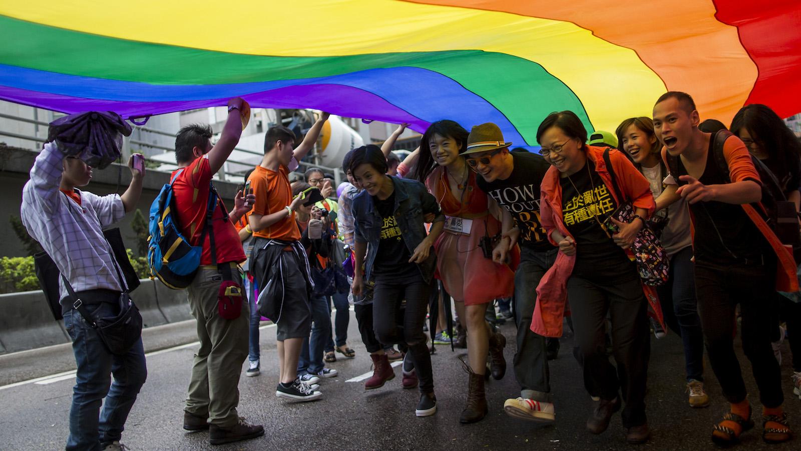 Gay community online