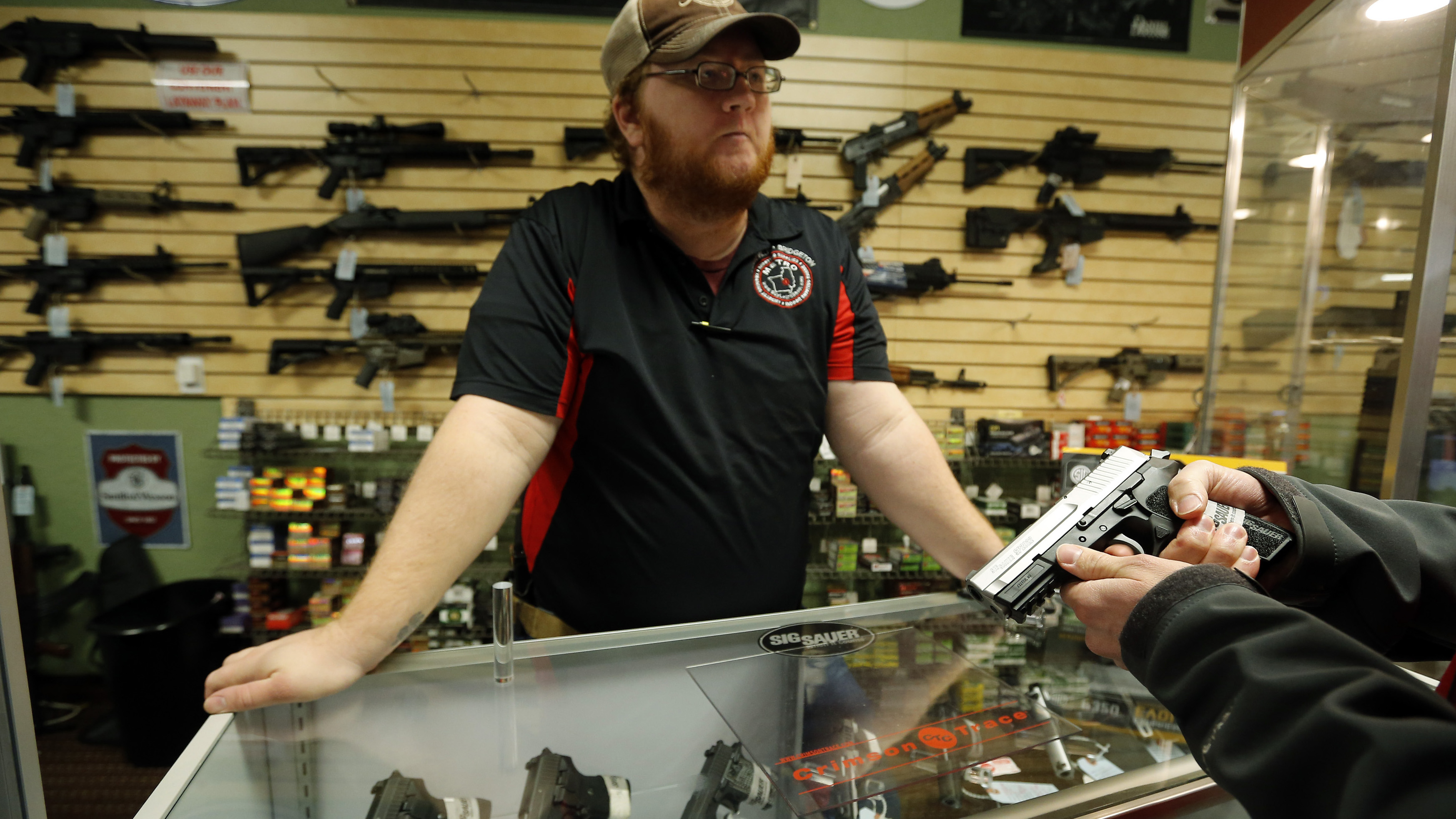 How to Buy a Gun in Missouri forecasting