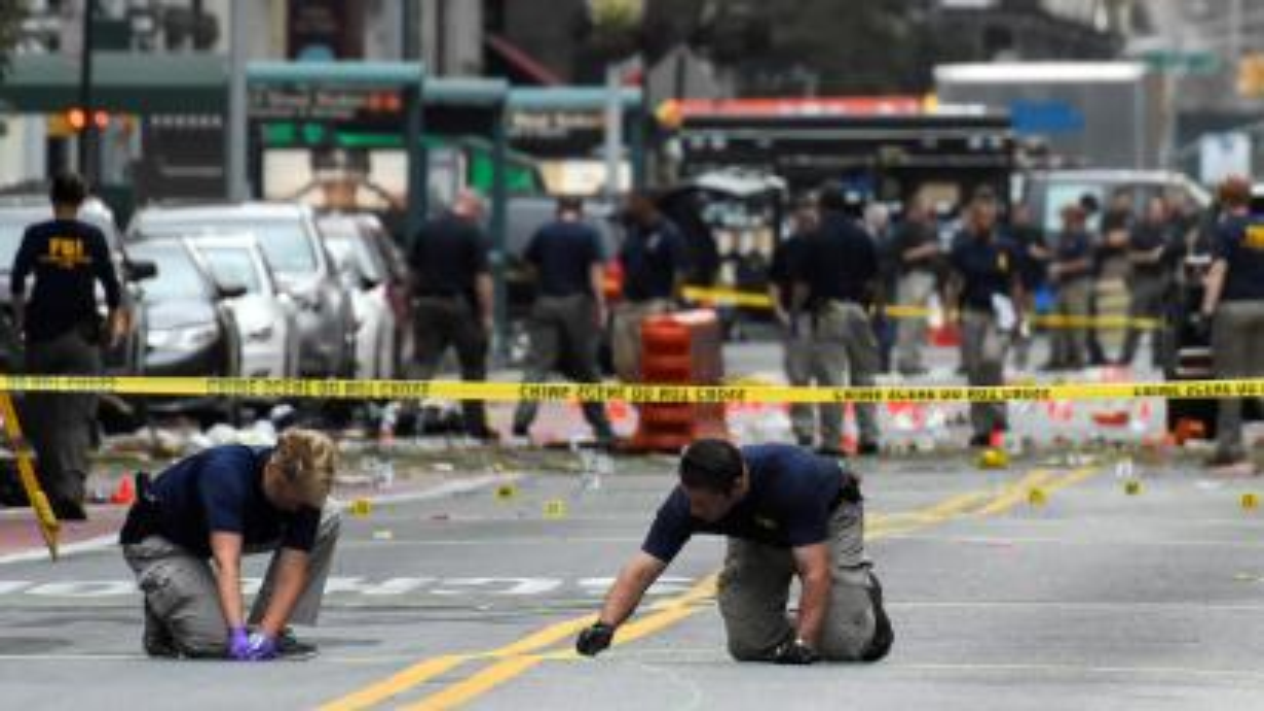 FBI Chelsea bombing investigation