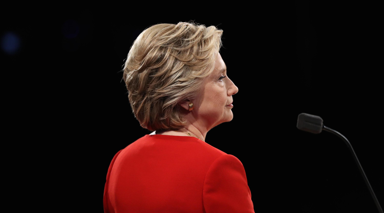 Hillary Clinton presidential debate