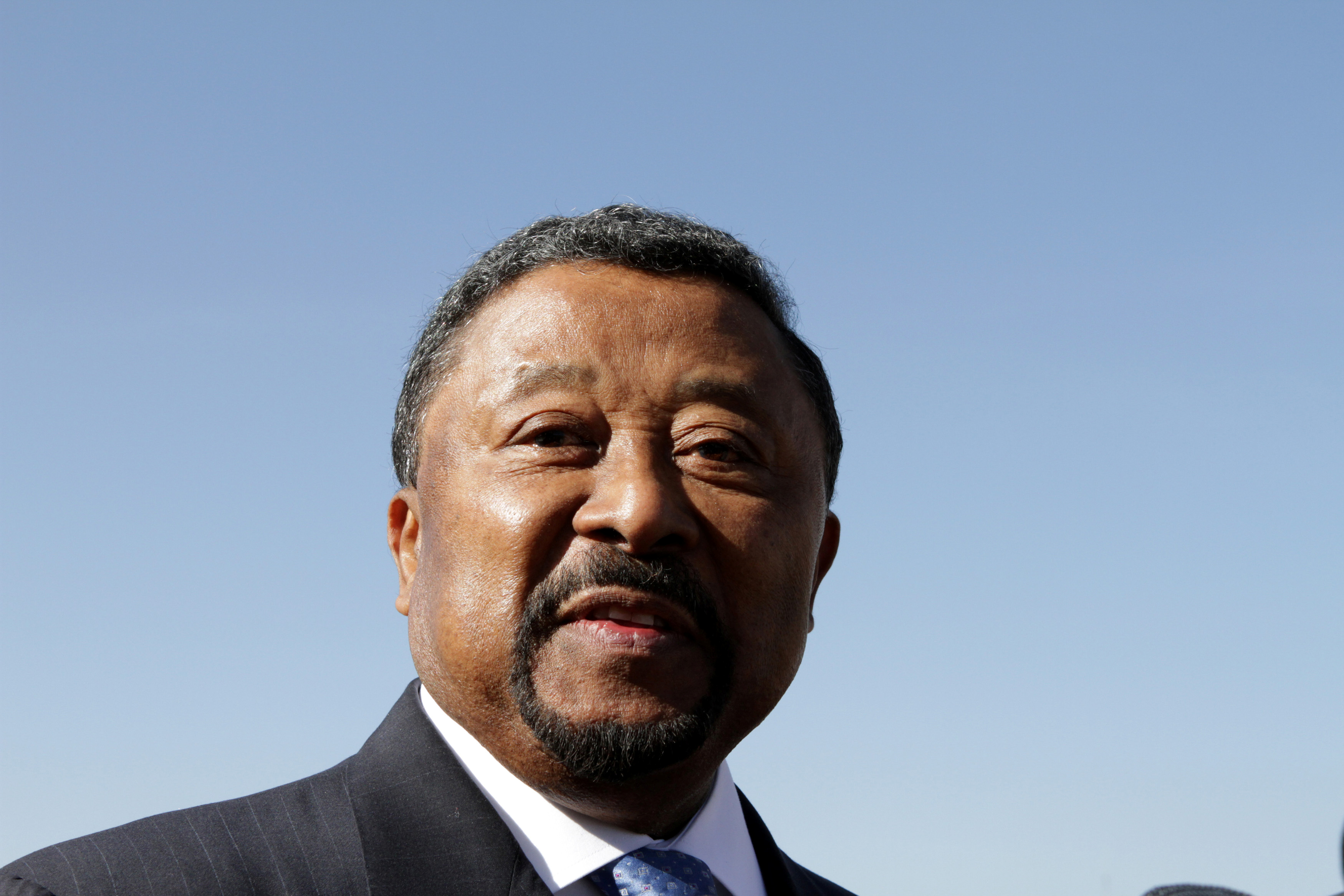 Jean Ping has contested the election results.